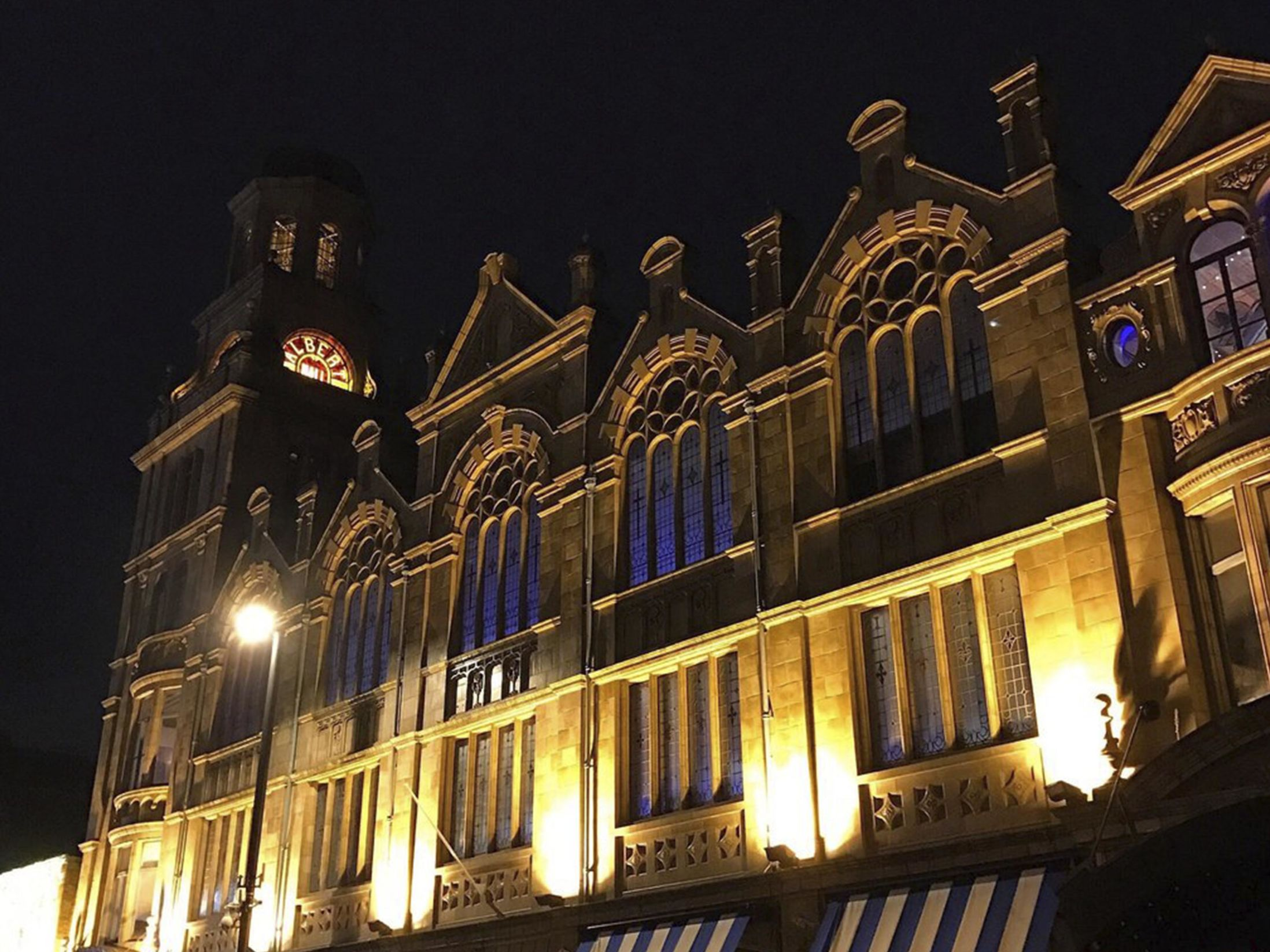 15 Large Christmas Party Venues in the North West - Albert Hall (Manchester)