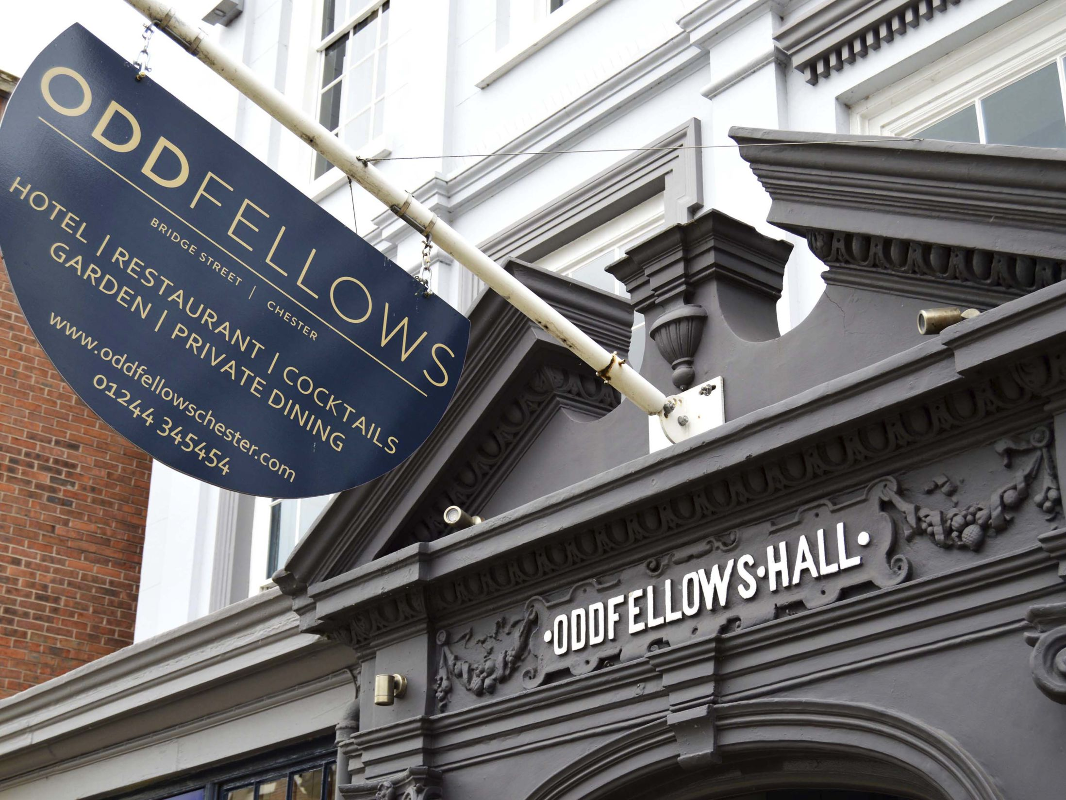 15 Large Christmas Party Venues in the North West - Oddfellows (Chester)