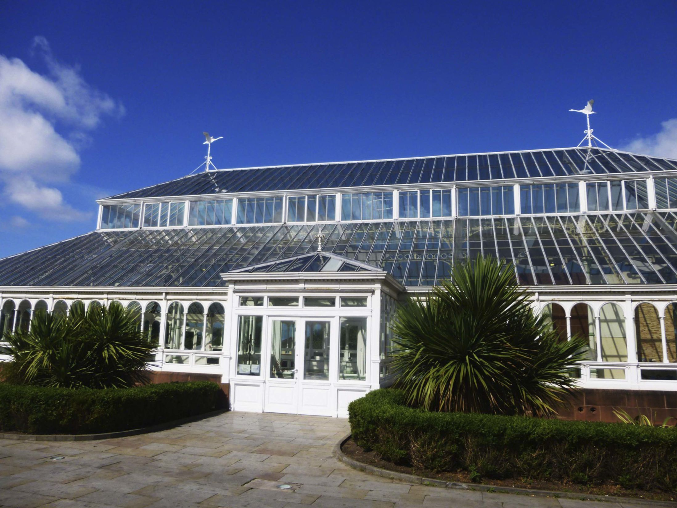 15 Large Christmas Party Venues in the North West - The Isla Gladstone Conservatory (Liverpool)