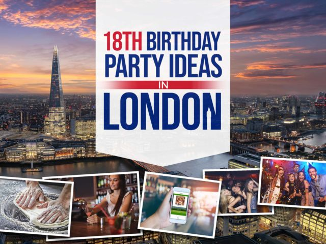 18th Birthday Party in London