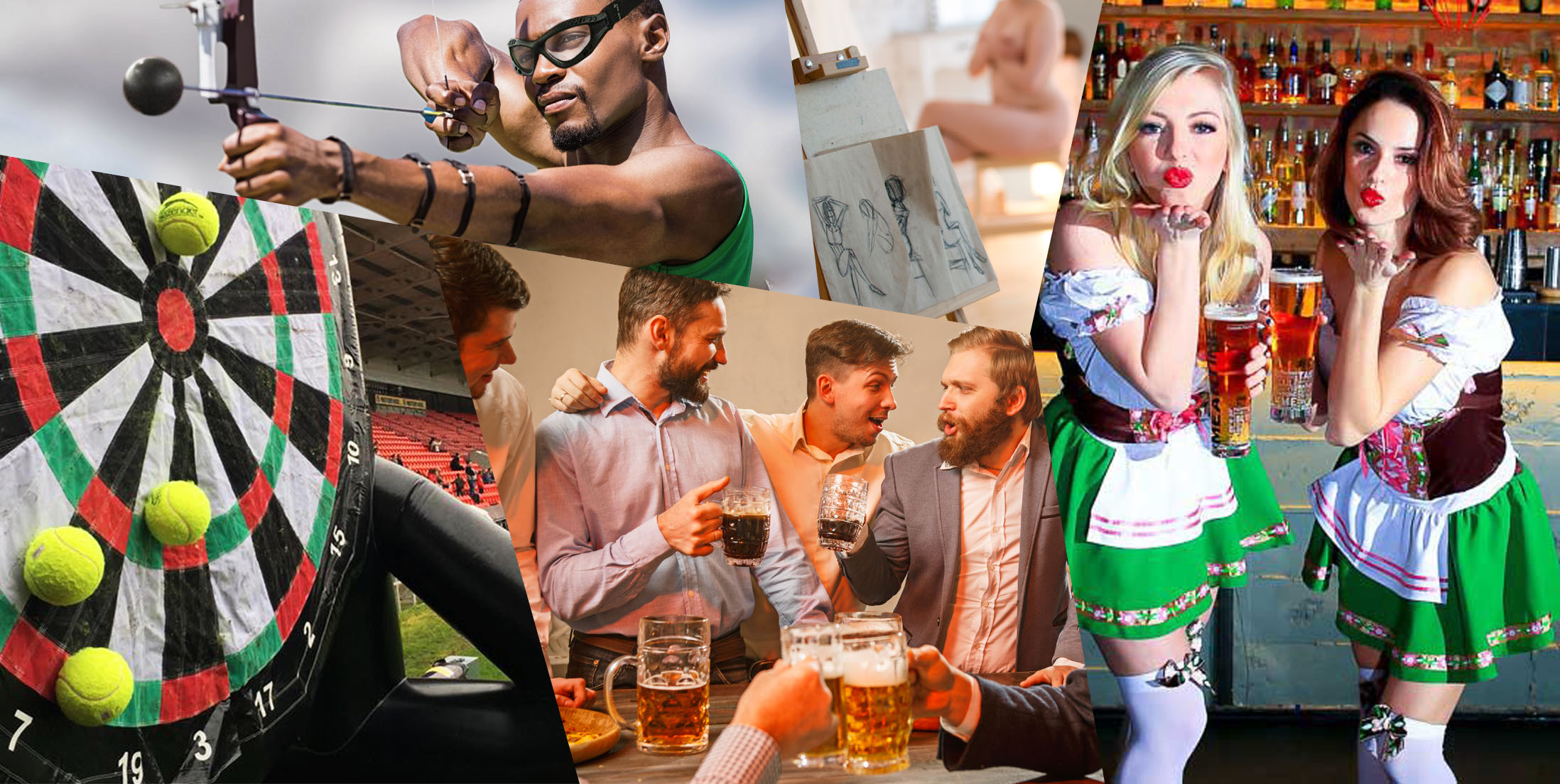 5 Unforgettable Stag Night Ideas