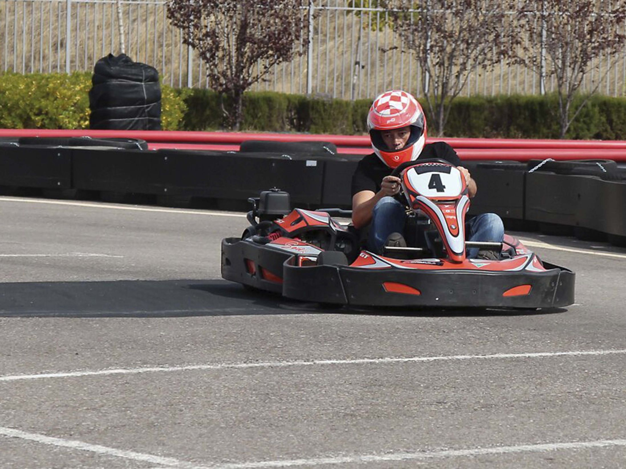 5 Best Corporate Away Days - Go Karting