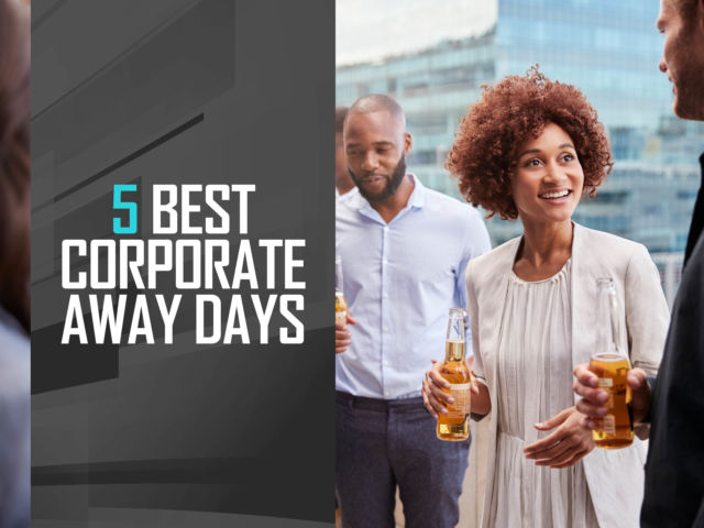5 Best Corporate Away Days