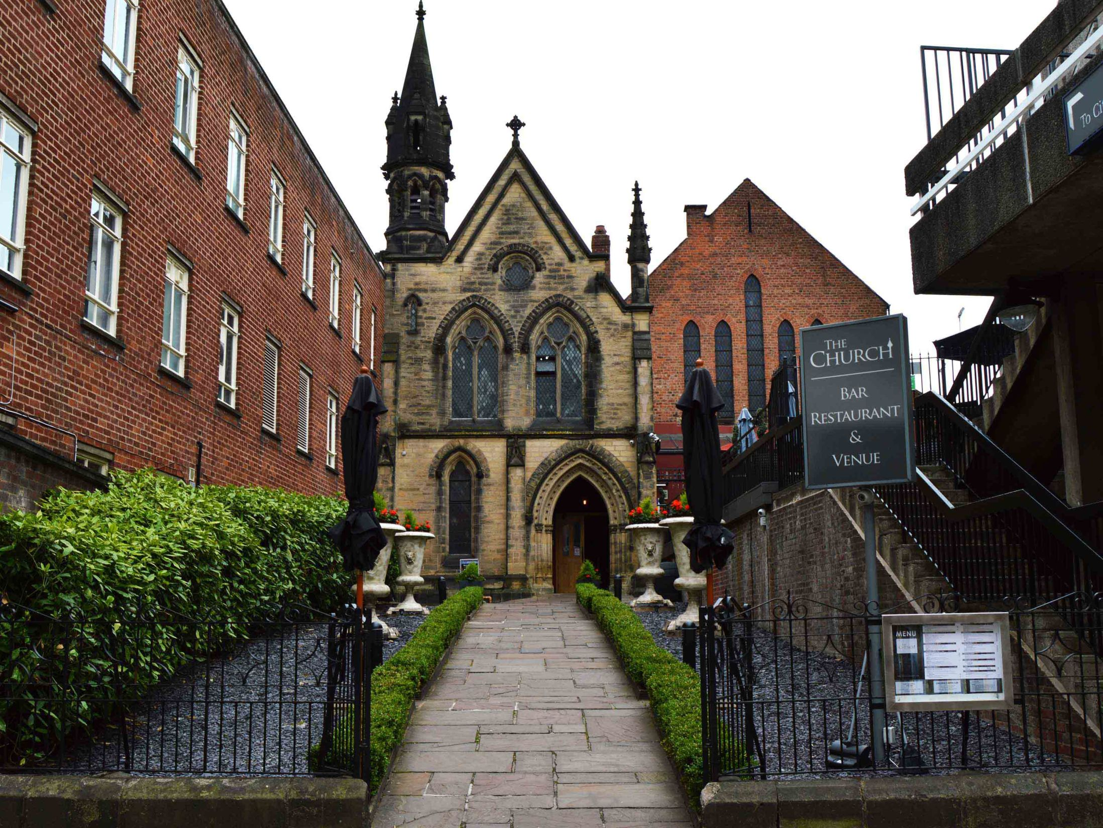 7 Best Clubs in Chester - The Church