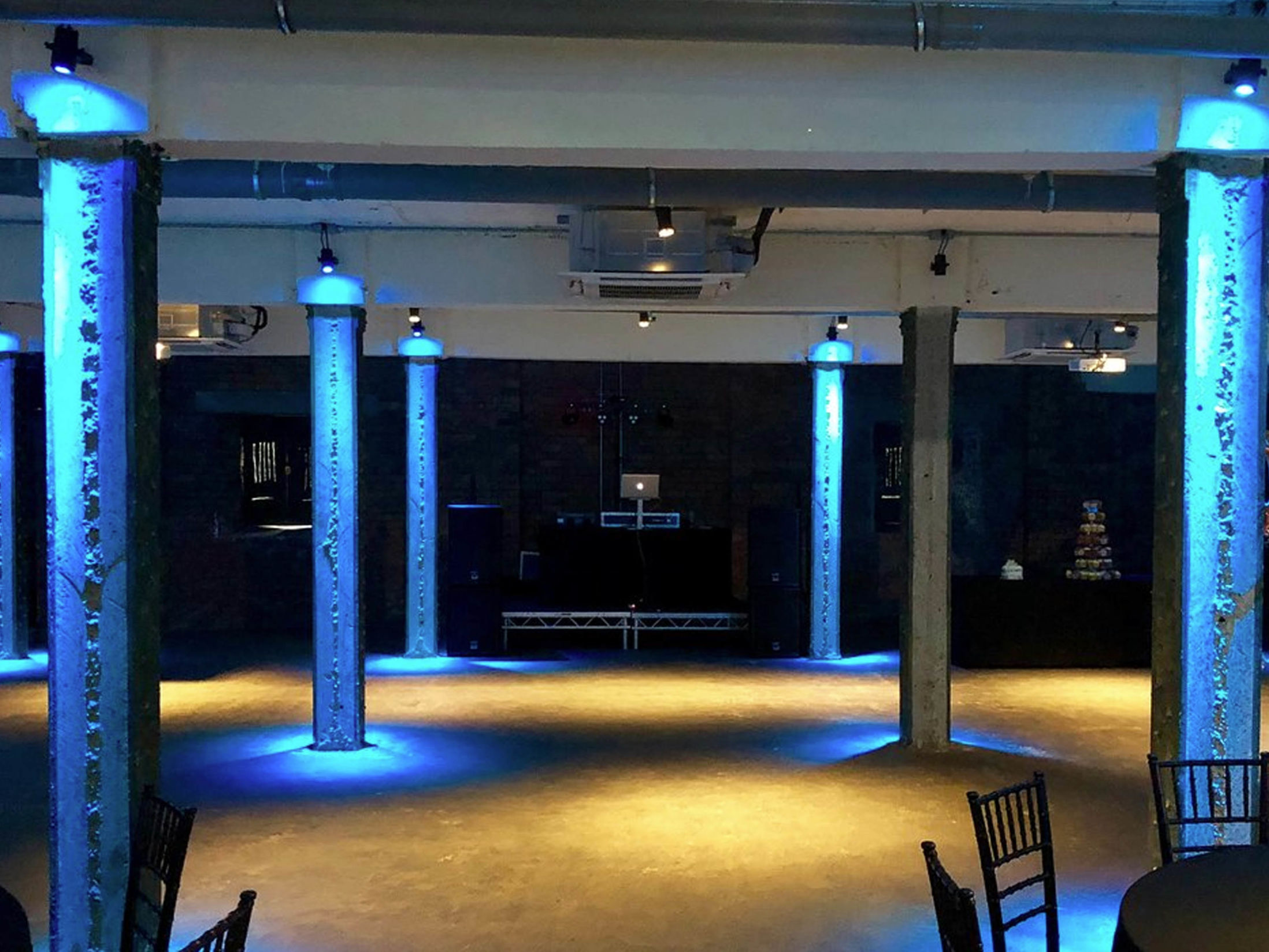 9 Large Christmas Party Venues in Manchester - Victoria Warehouse