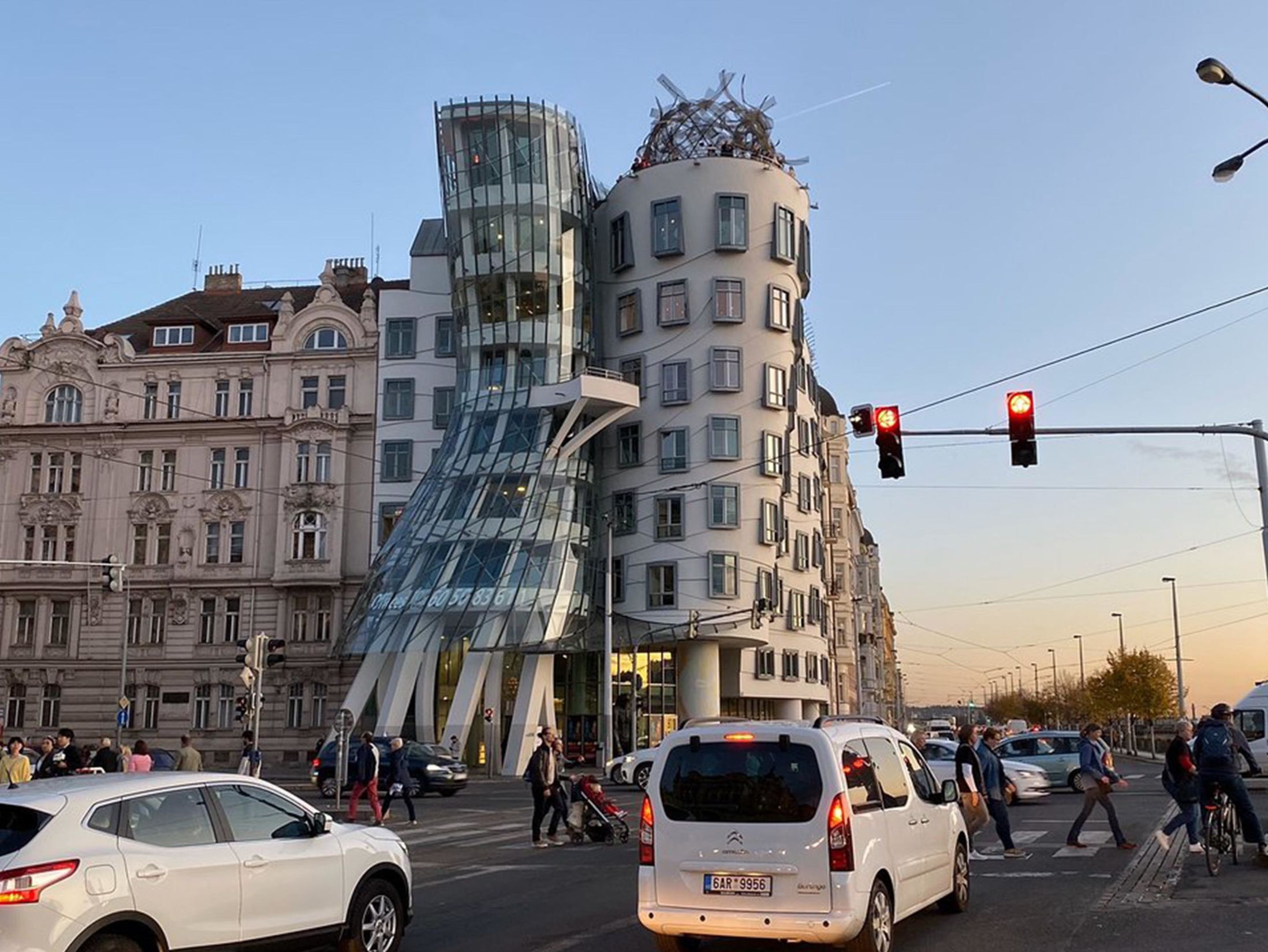 Amazing Hotels in Prague - Dancing House Hotel