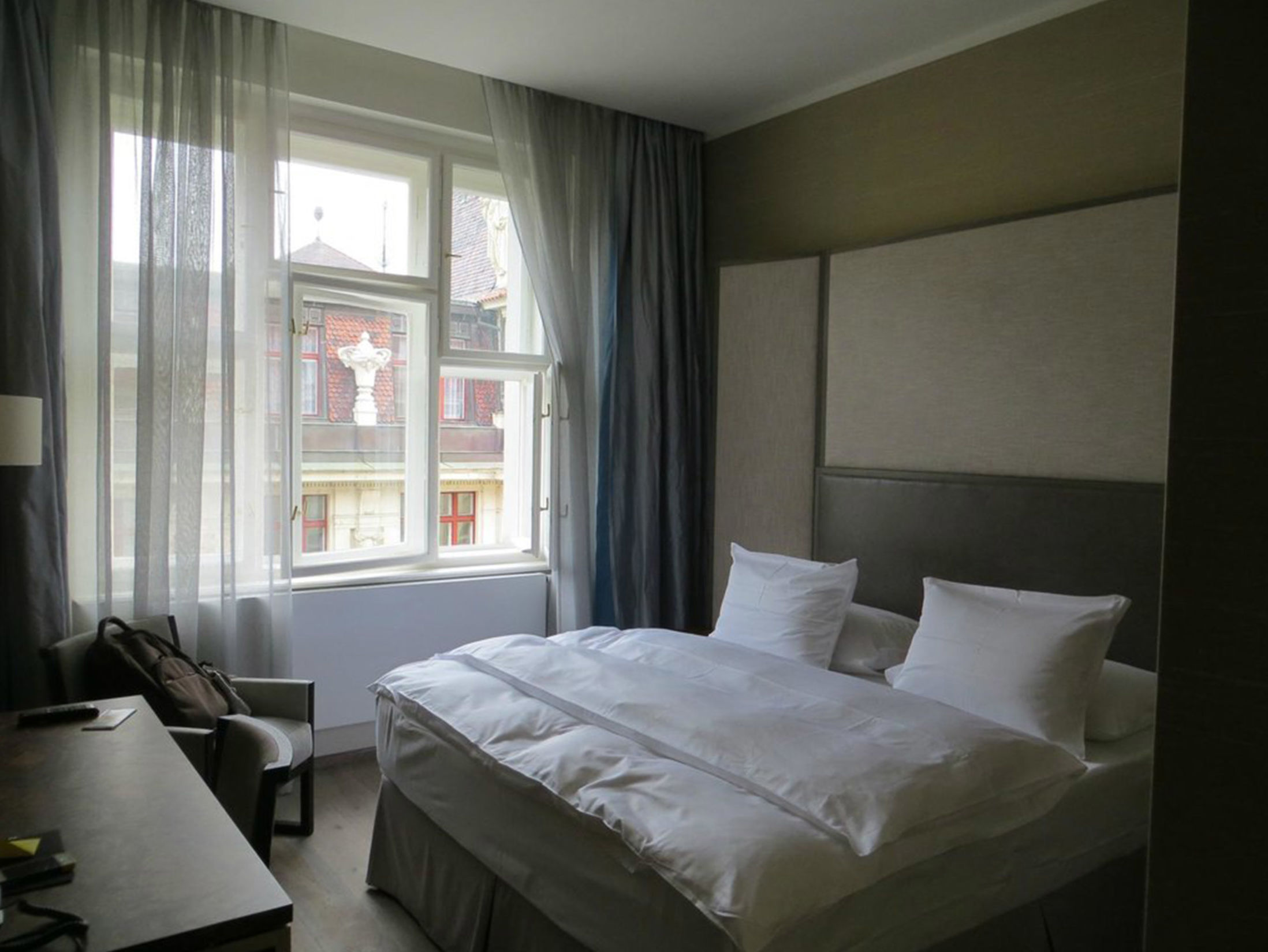 Amazing Hotels in Prague - The Emblem Hotel