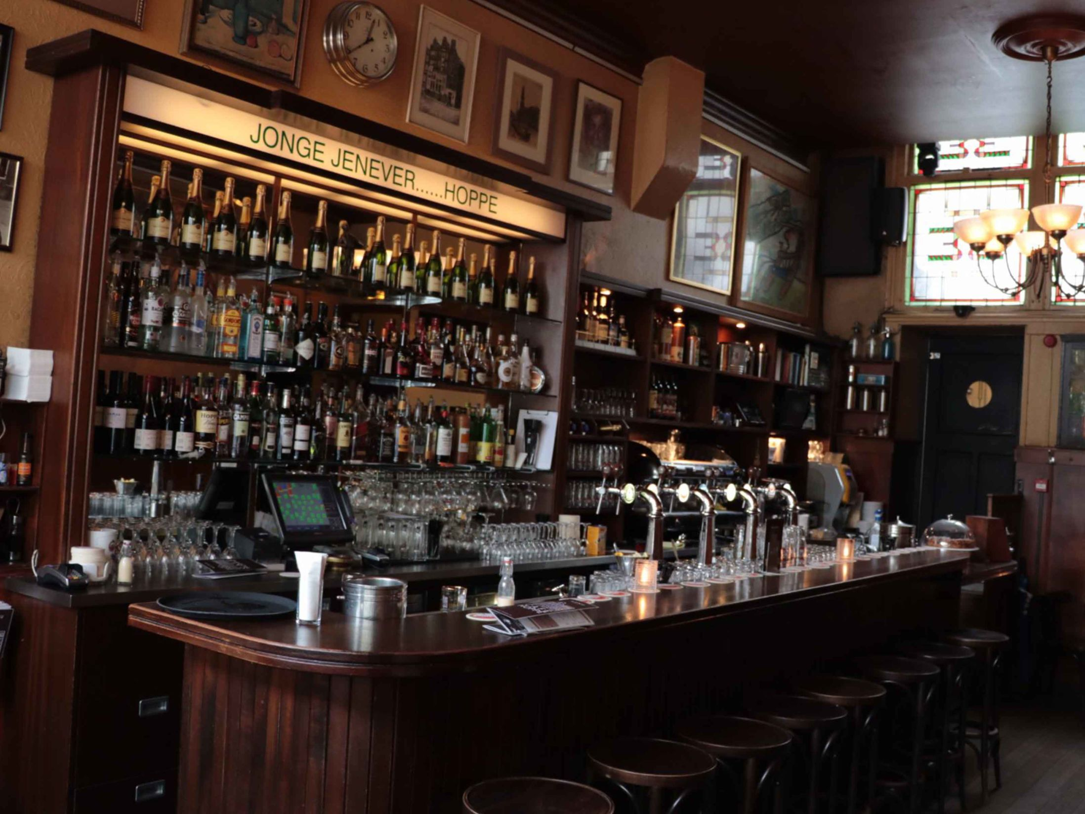 Best Bars in Amsterdam - Cafe Hoppe