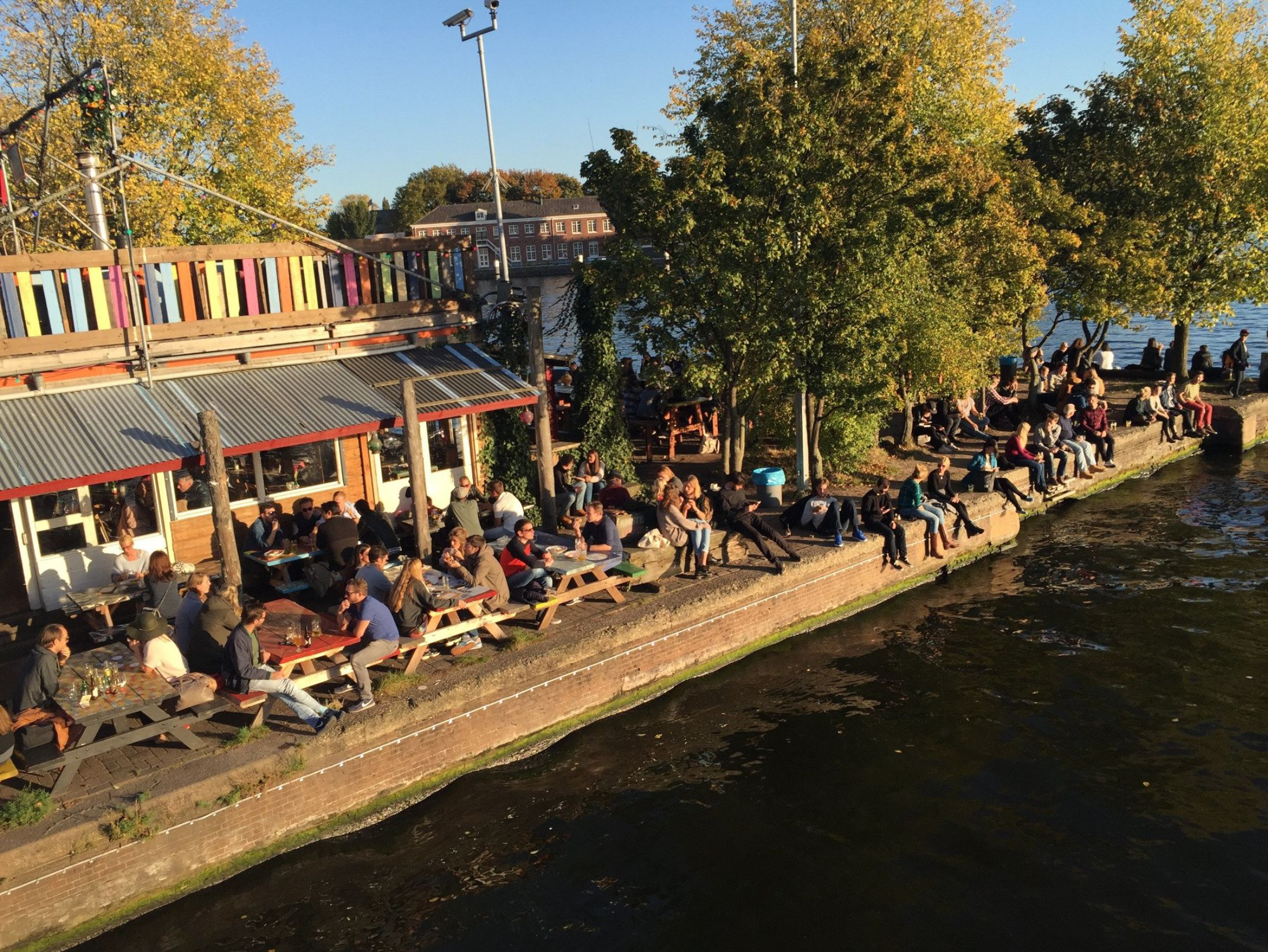 Best Bars in Amsterdam - Hannekes Boom