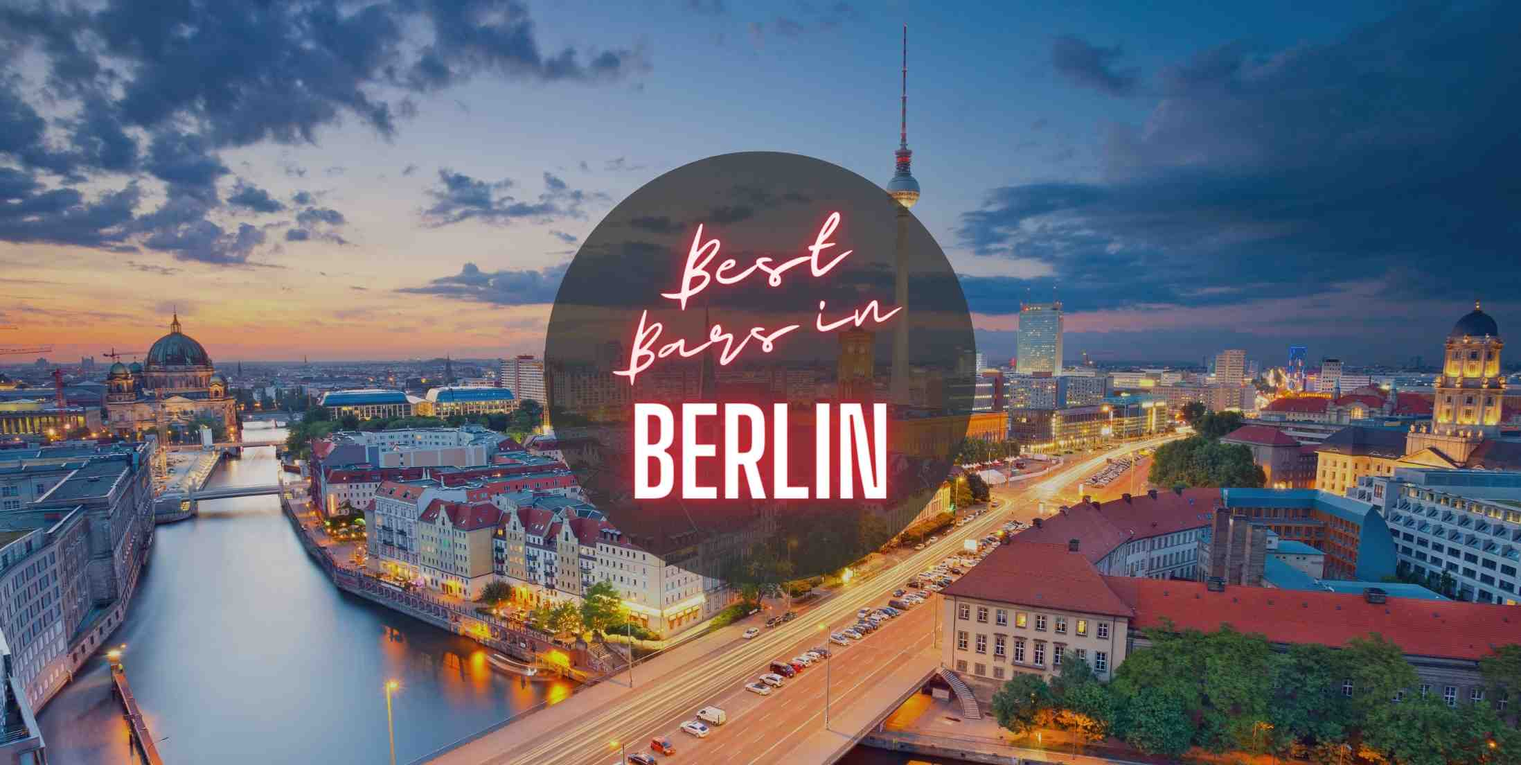 Best Bars in Berlin - banner