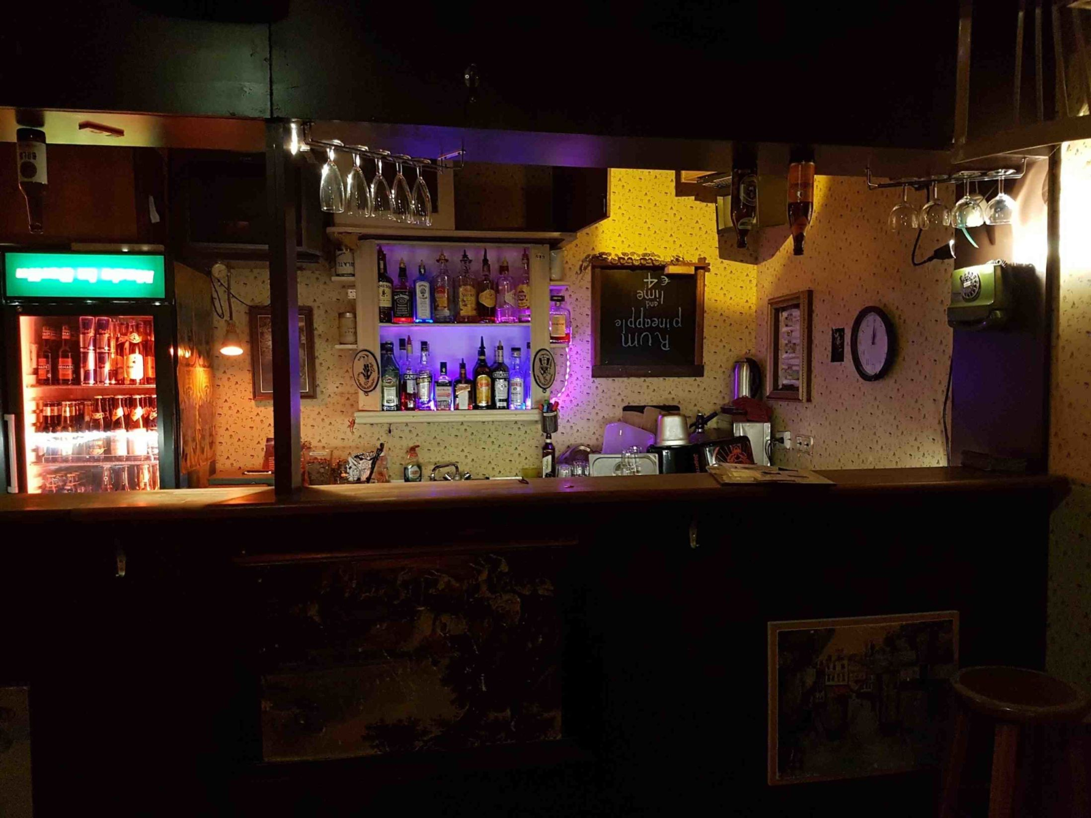 Best Bars in Berlin - Madame Claude