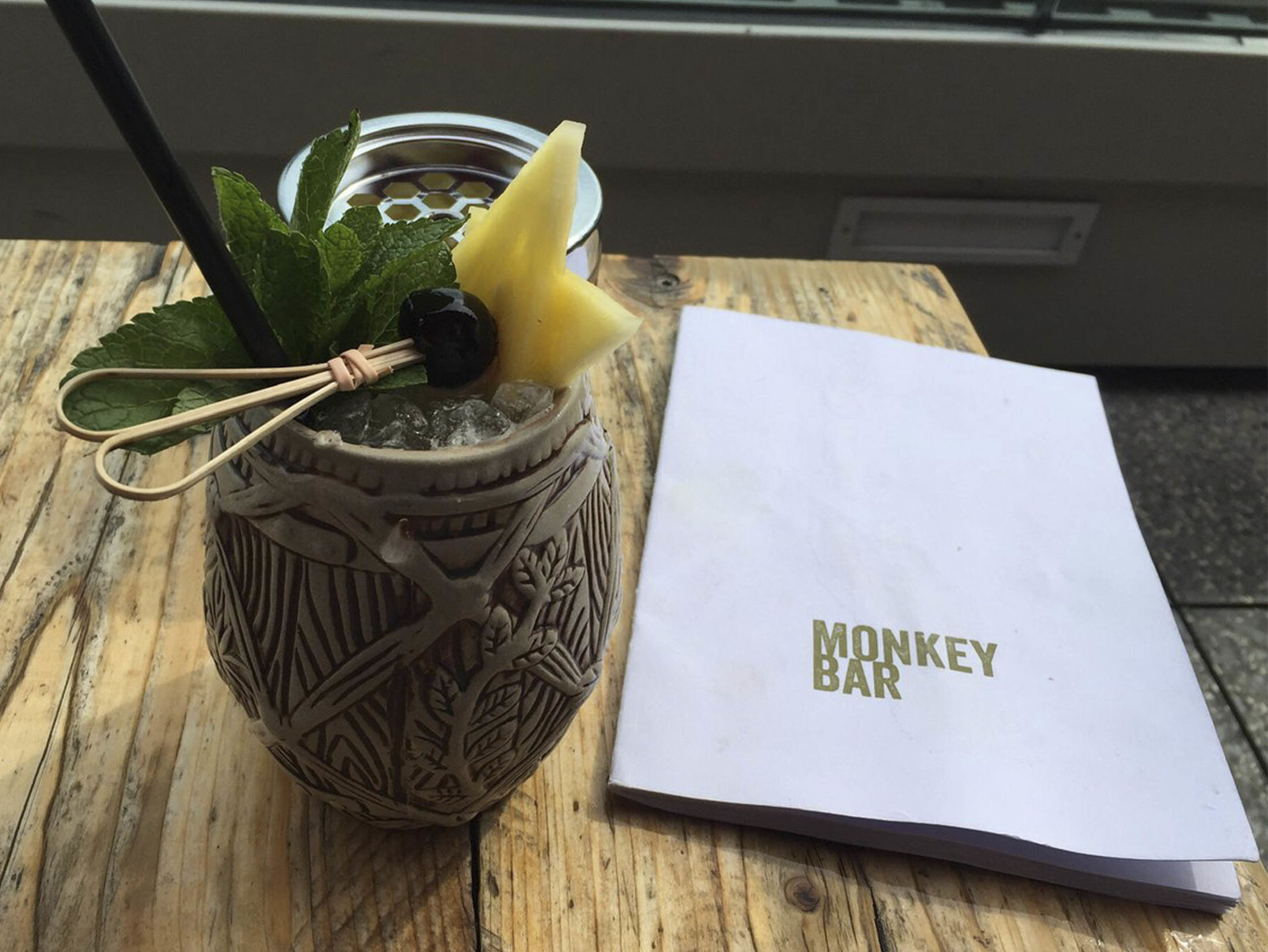 Best Bars in Berlin - Monkey Bar