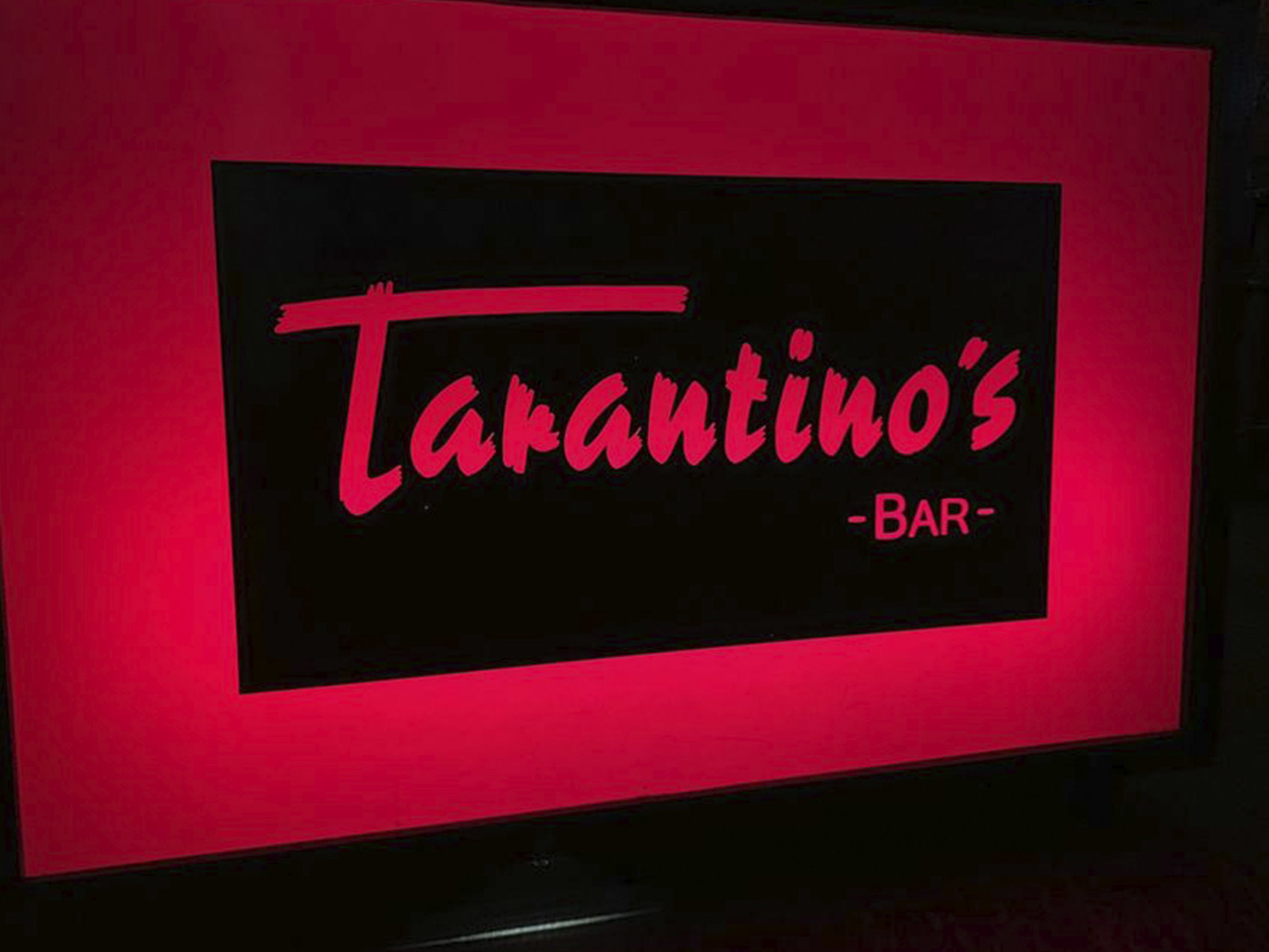 Best Bars in Berlin - Tarantino's Bar