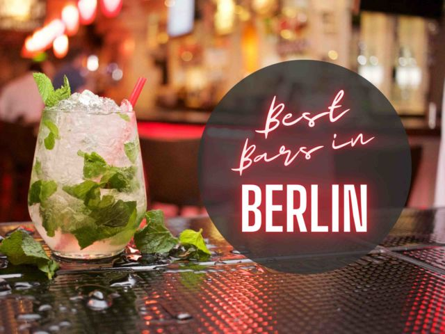 Best Bars in: Berlin