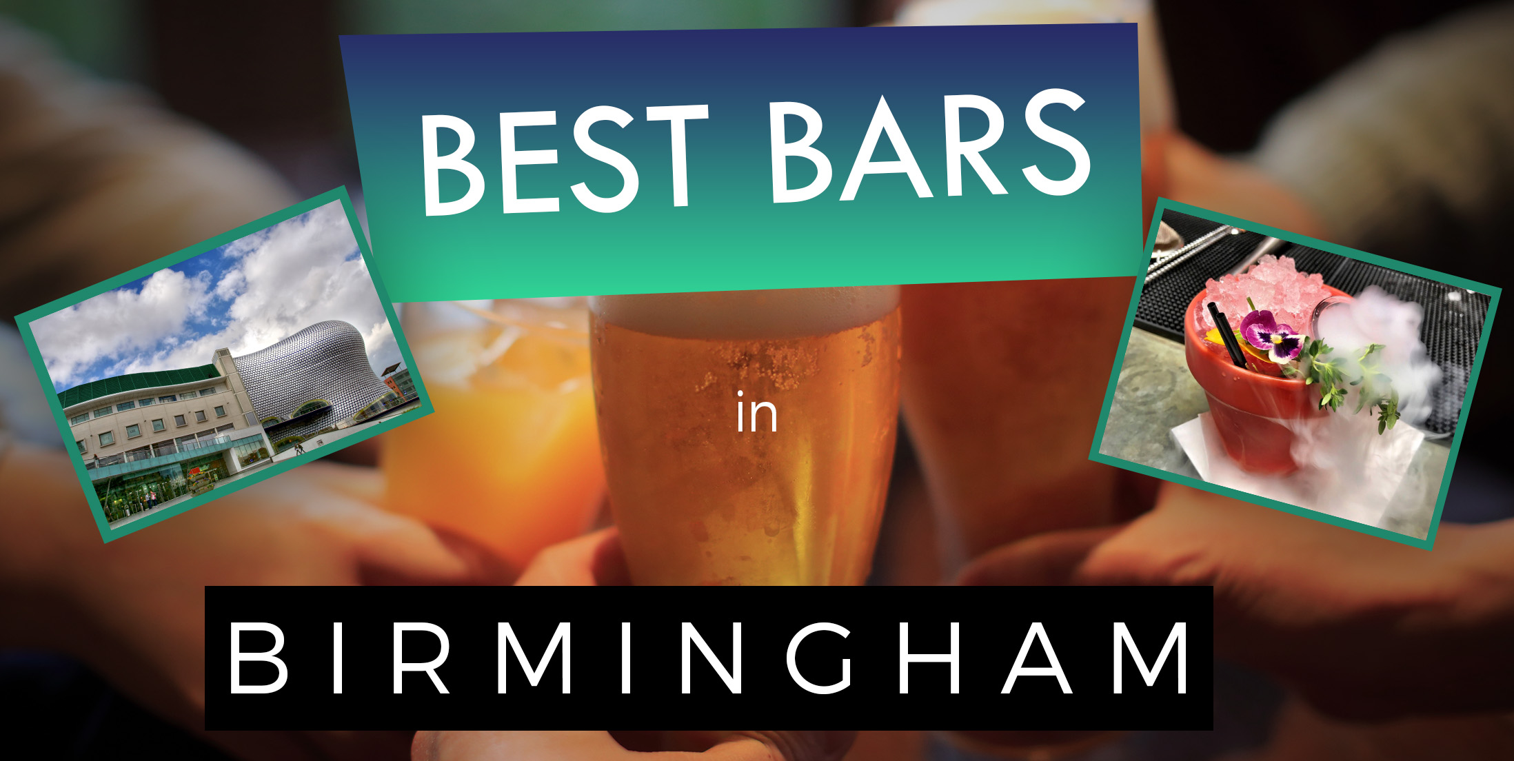 Best Bars in Birmingham