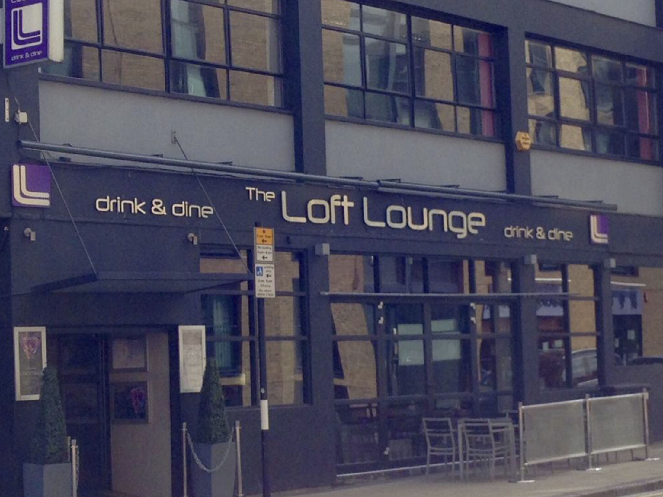 Best Bars in Birmingham - The Loft
