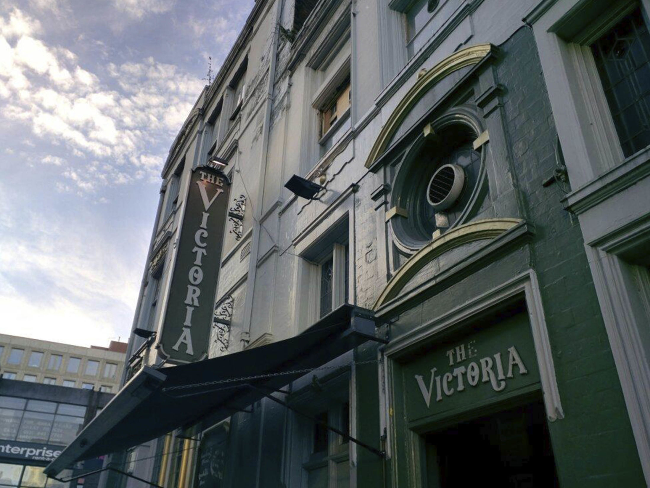 Best Bars in Birmingham - The Victoria