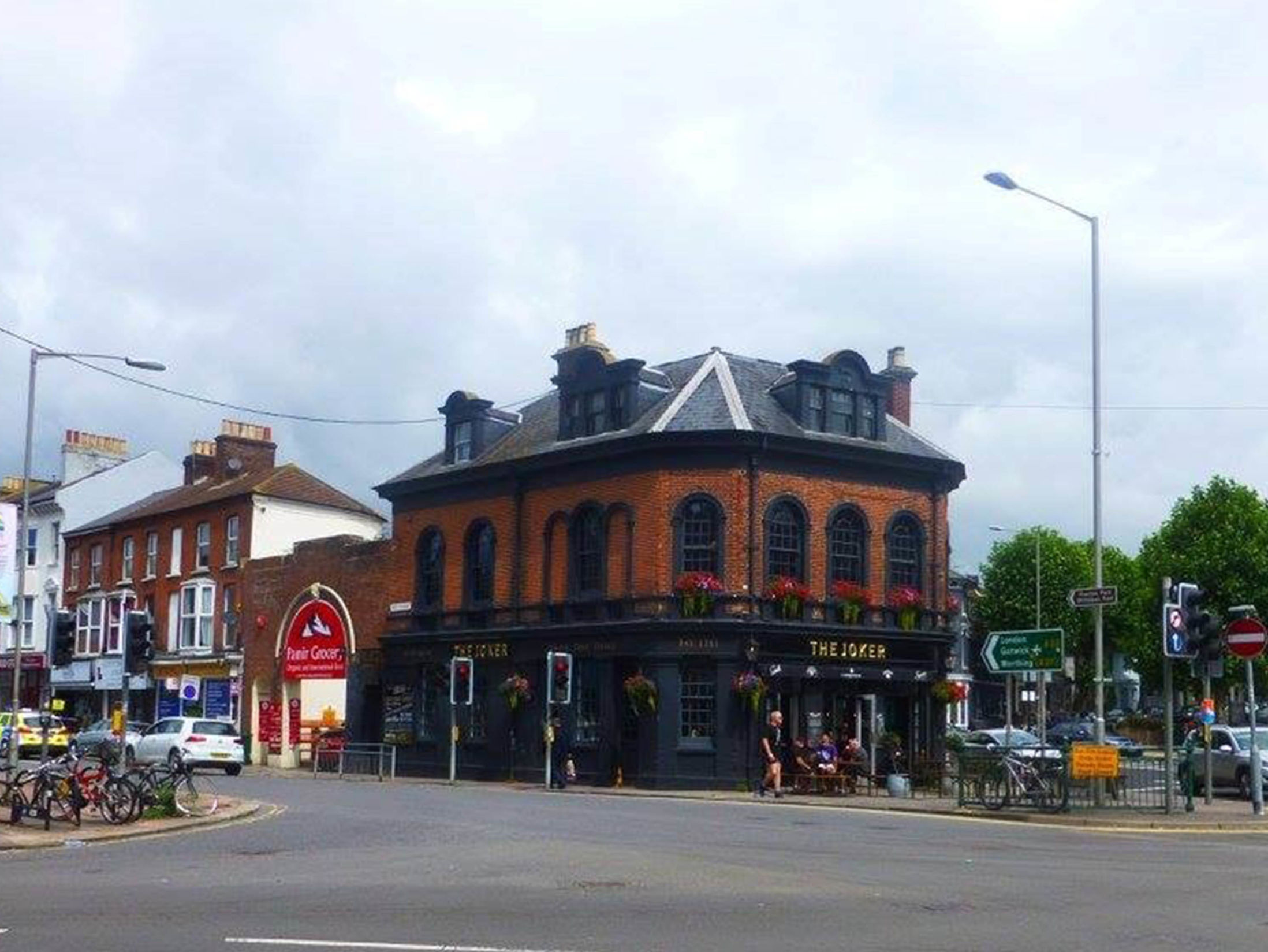 Best Bars in Brighton - The Joker
