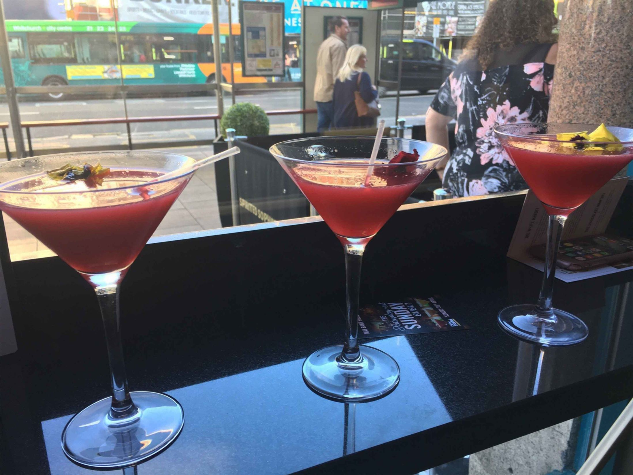 Best Bars in Cardiff - Dirty Martini