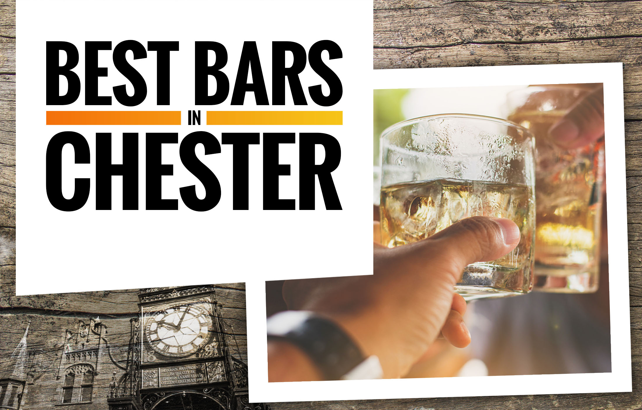 20+ Best Bars in Chester