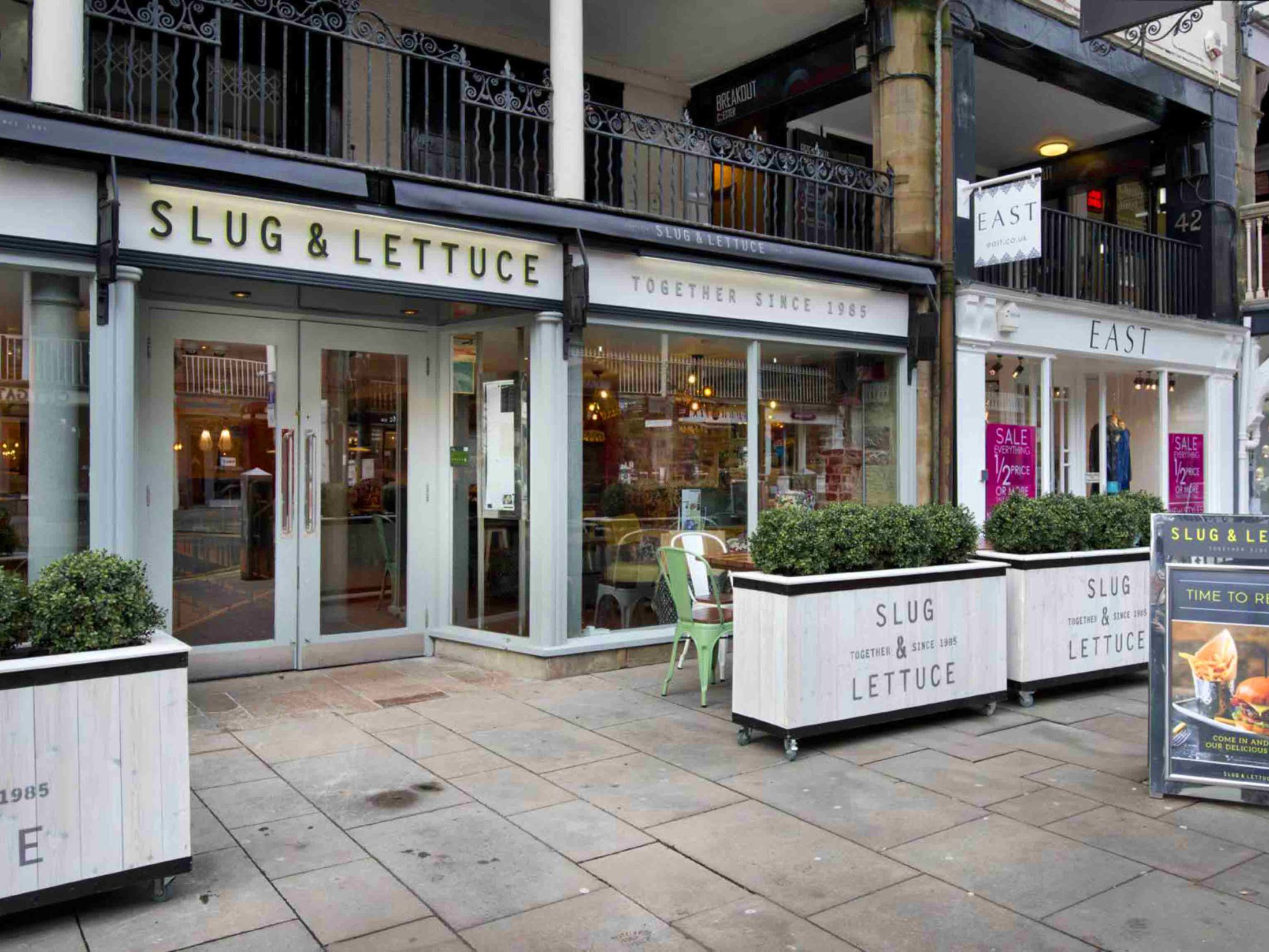 Slug & Lettuce - Best Bars in Chester