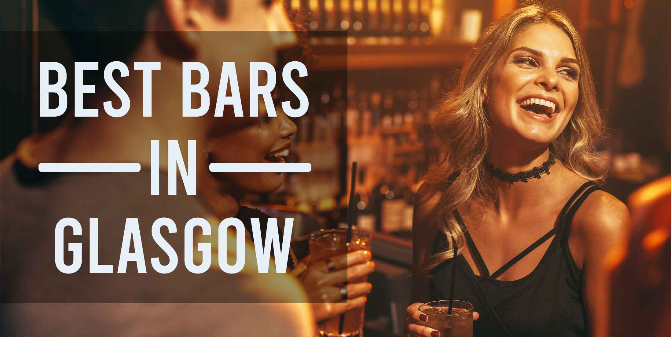 Best Bars in Glasgow