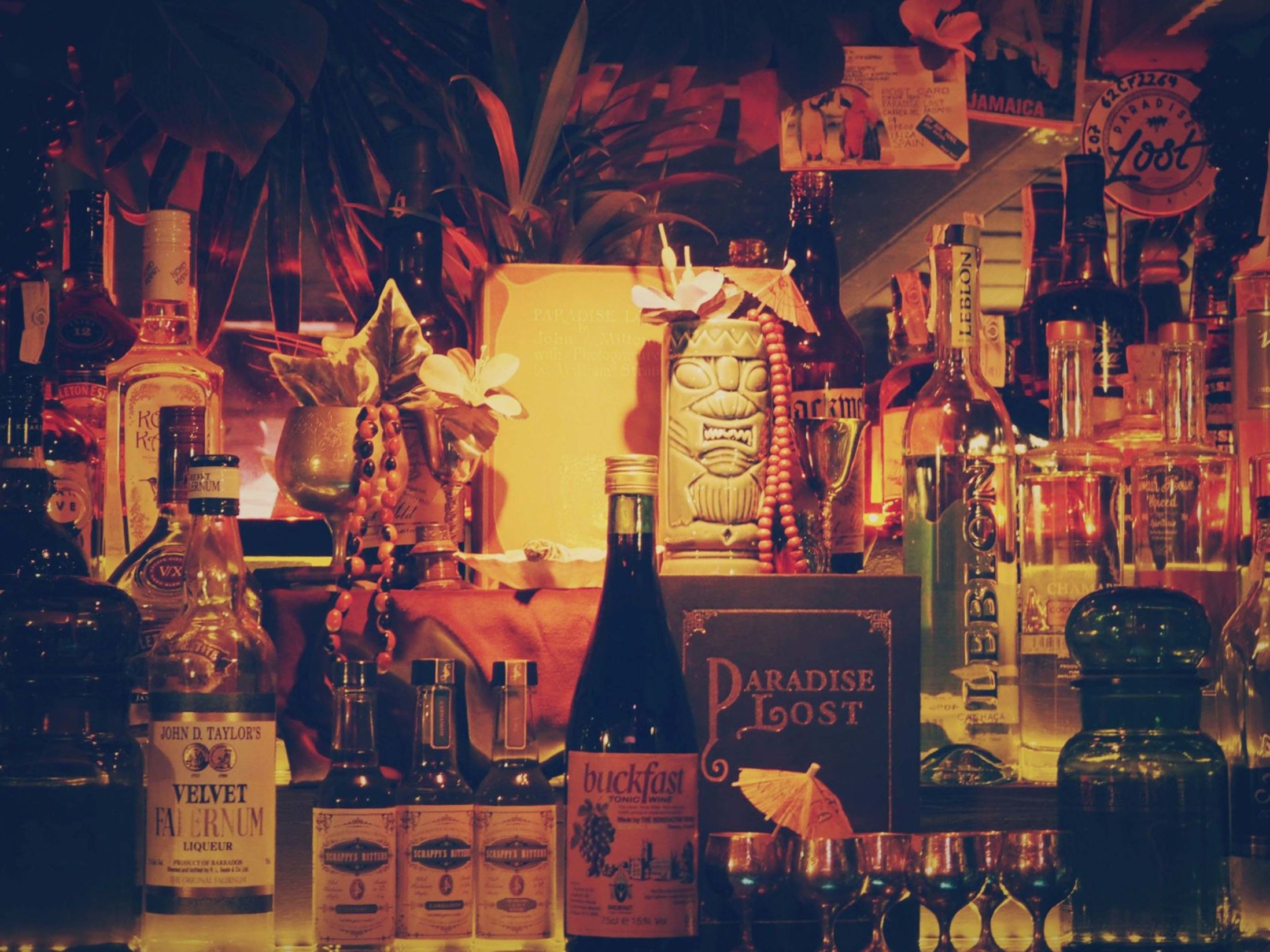 Best Bars in Ibiza - Paradise Lost