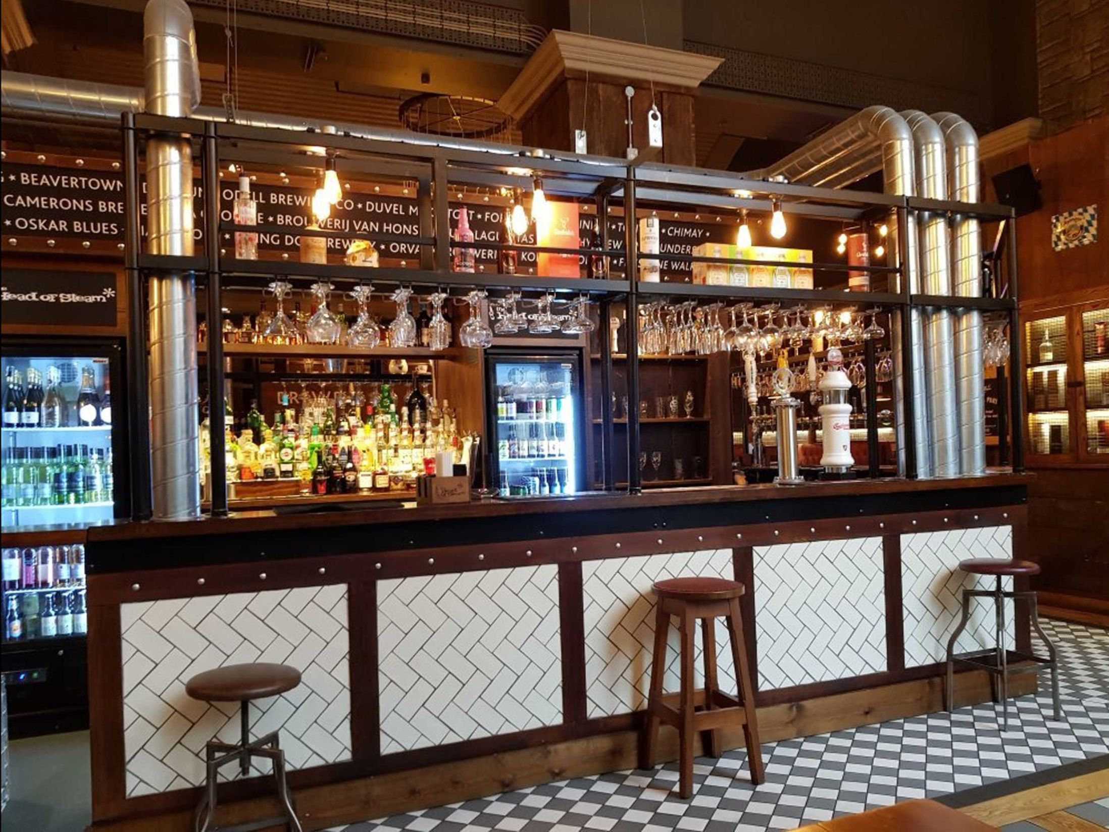 Best Bars in Liverpool - Head of Steam