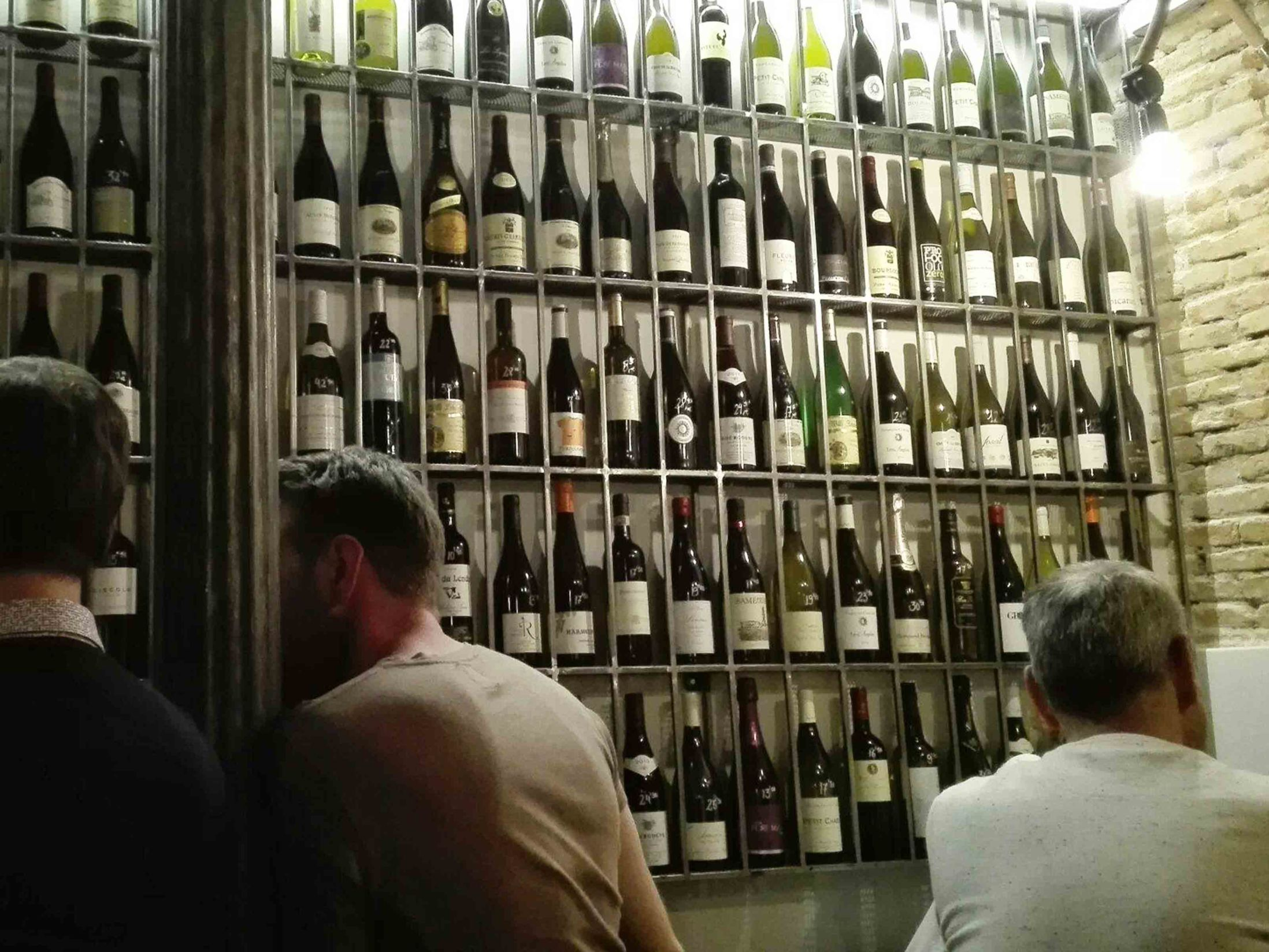 Best Bars in Madrid - La Fisna