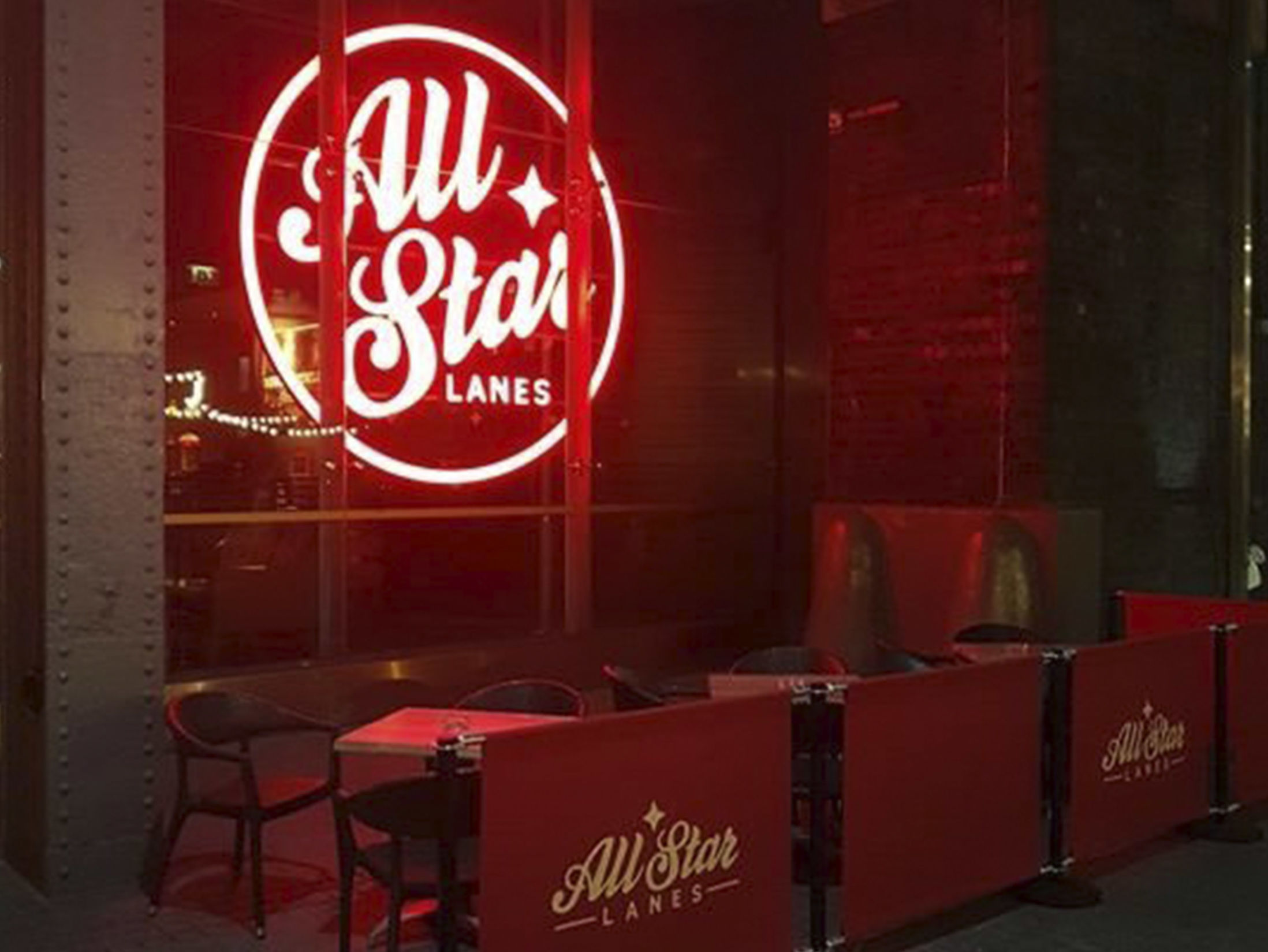 Best Bars in Manchester - All Star Lanes