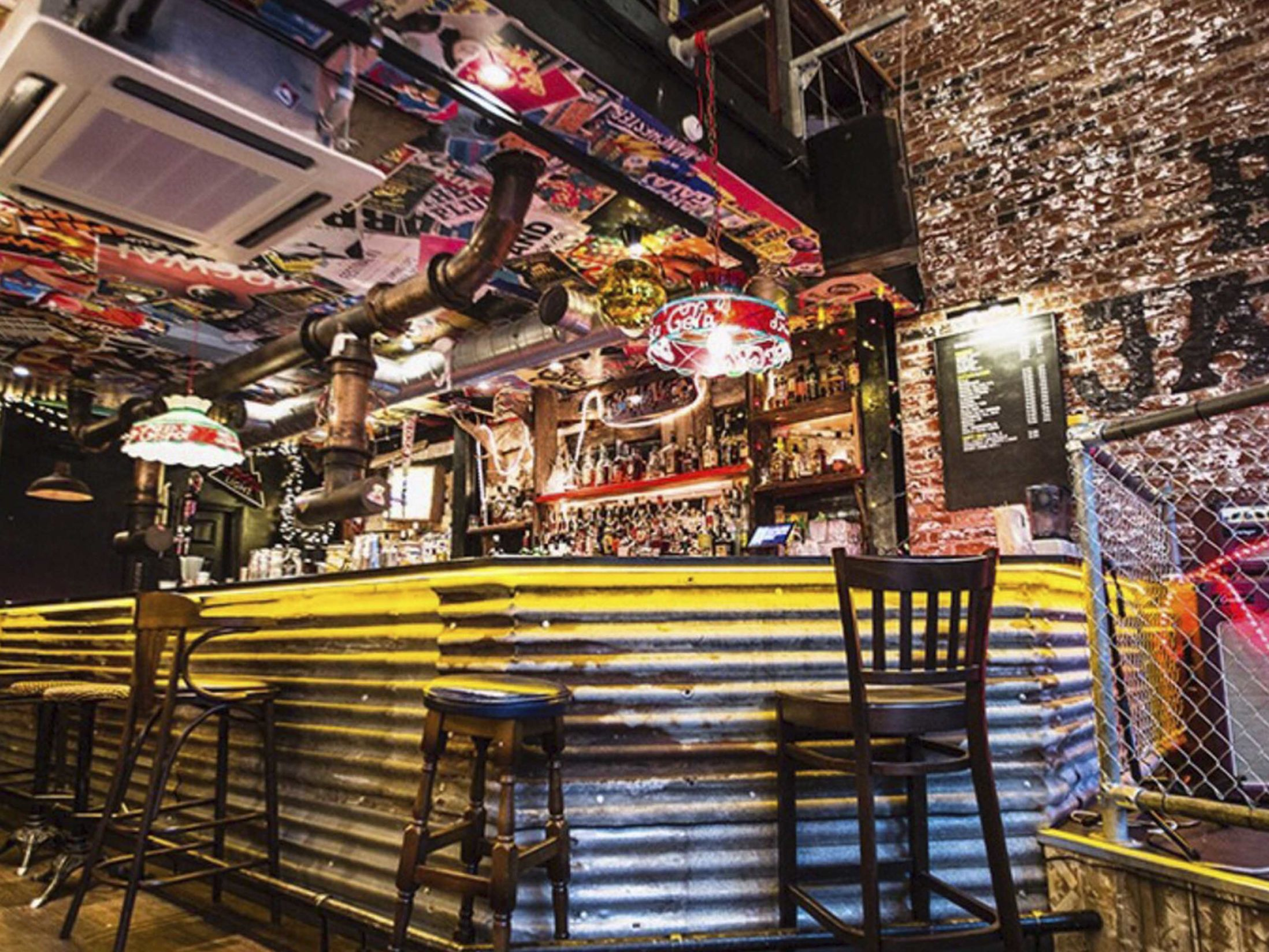 Best Bars in Manchester - Bunny Jackson's
