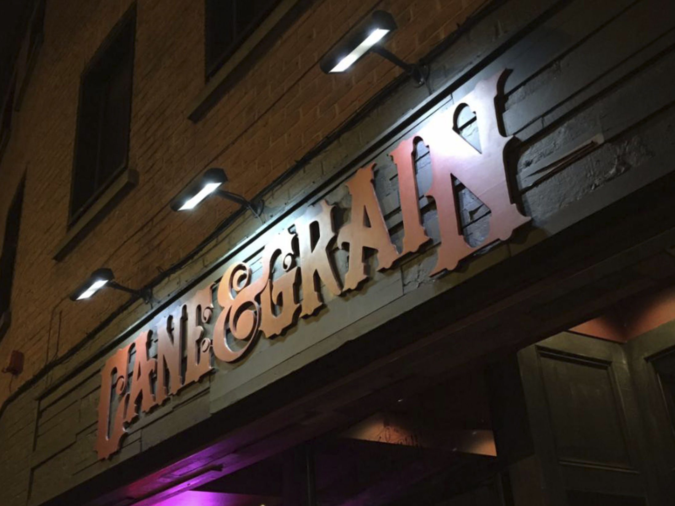 Best Bars in Manchester - Cane and Grain