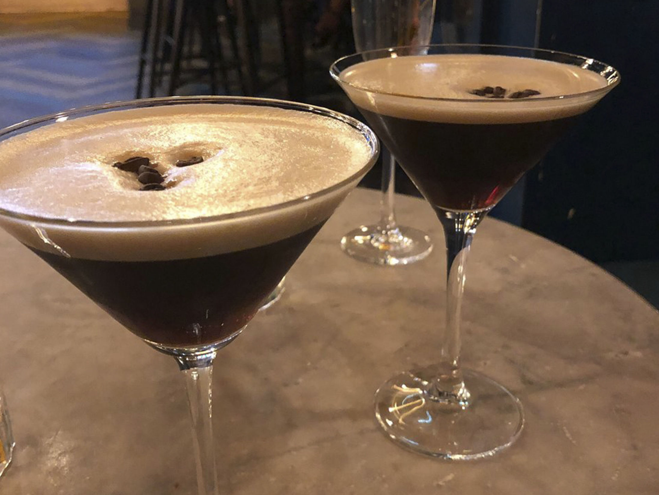 Best Bars in Manchester - Dirty Martini