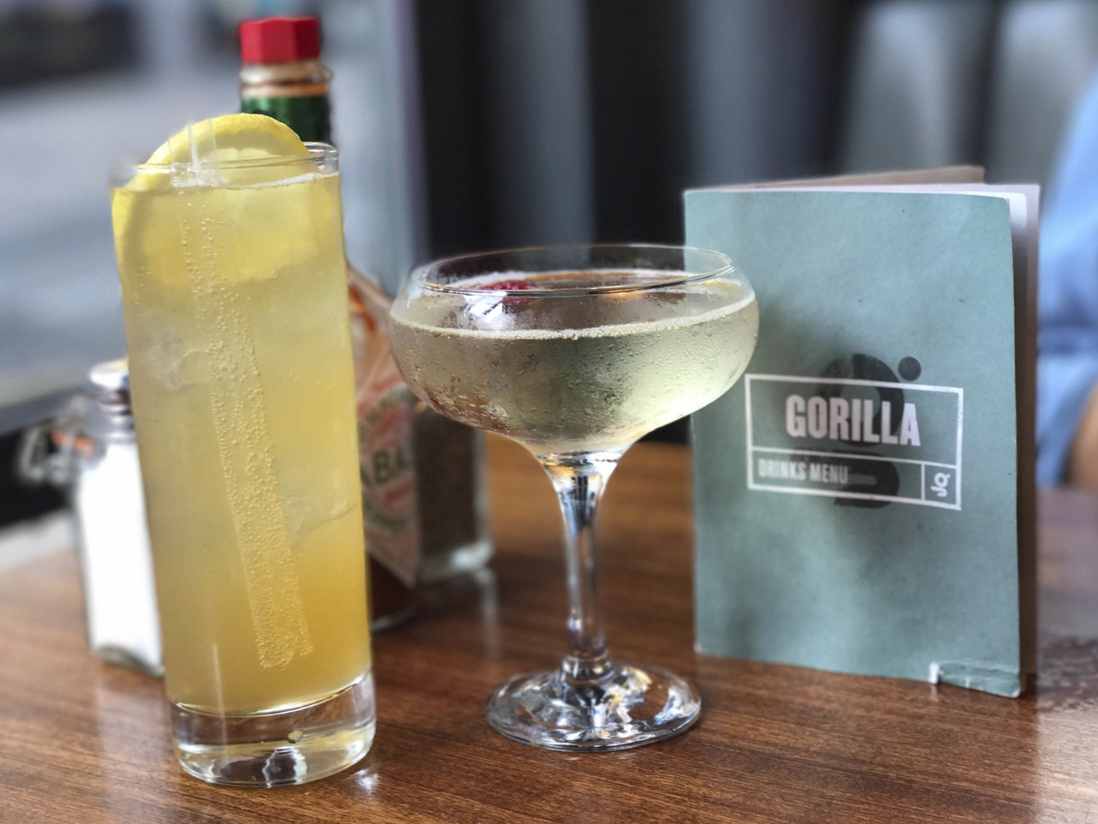 Best Bars in Manchester - Gorilla