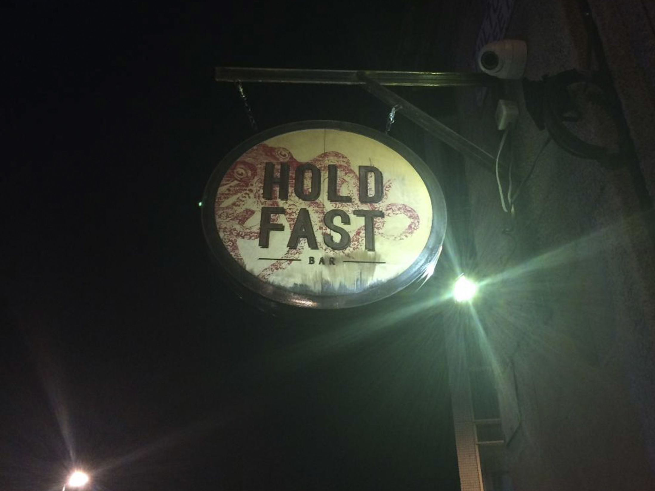 Best Bars in Manchester - Hold Fast Bar