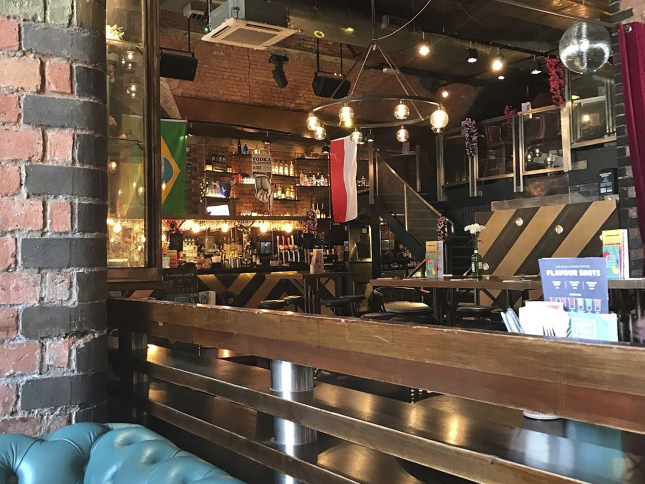 Best Bars in Manchester - Revolution Deansgate Locks