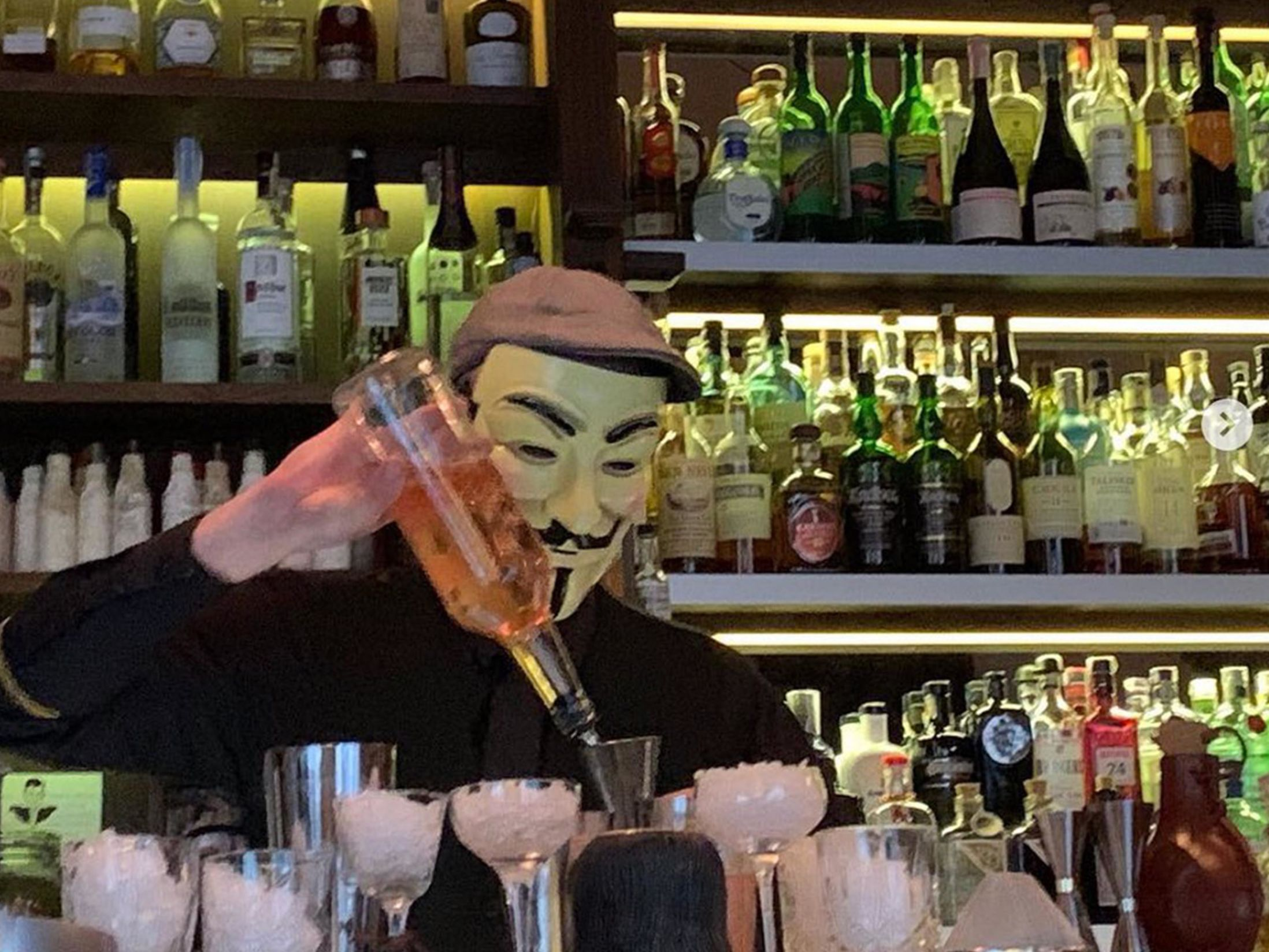 Best Bars in Prague - Anonymous Bar