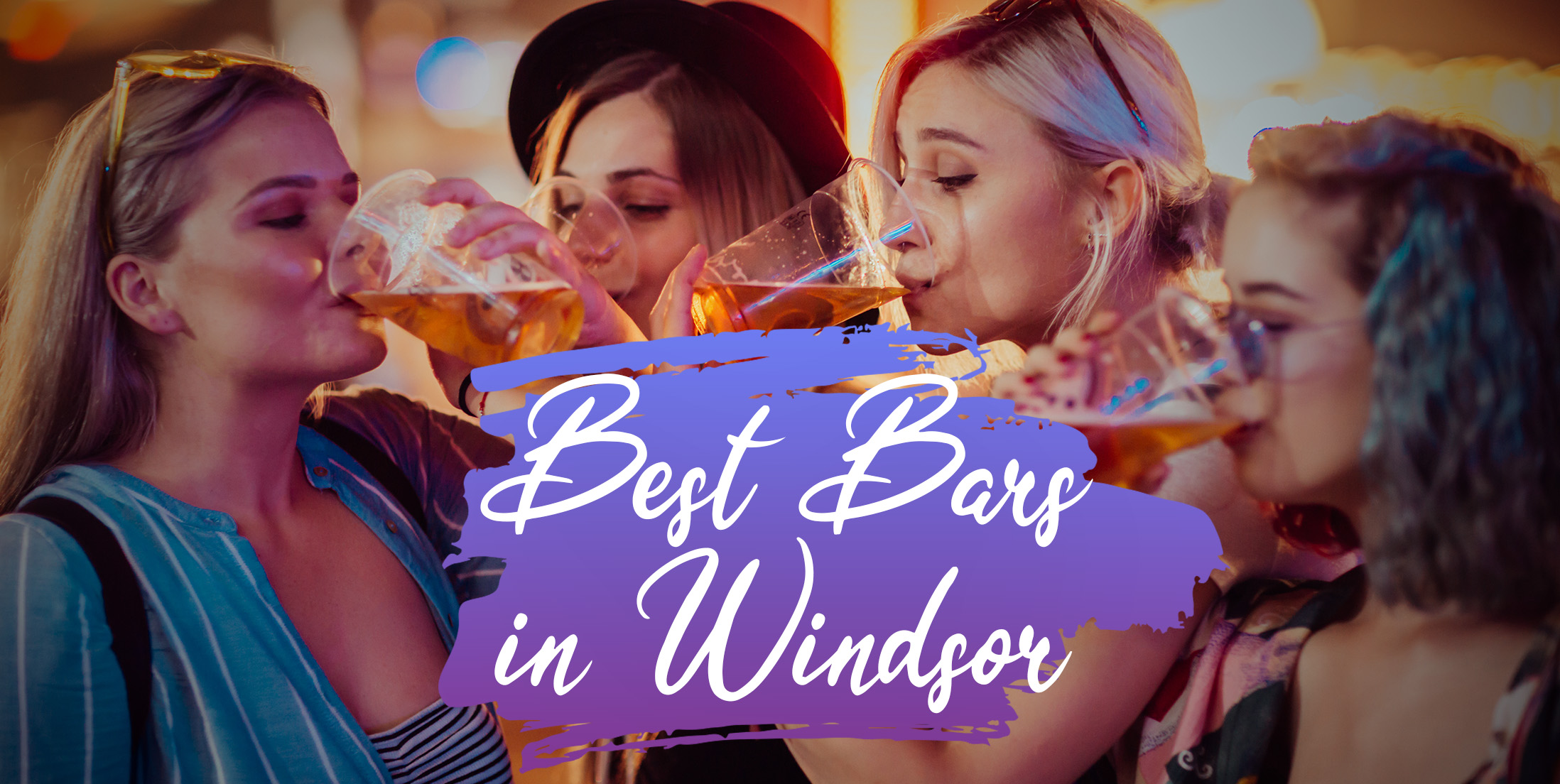 Best Bars in Windsor
