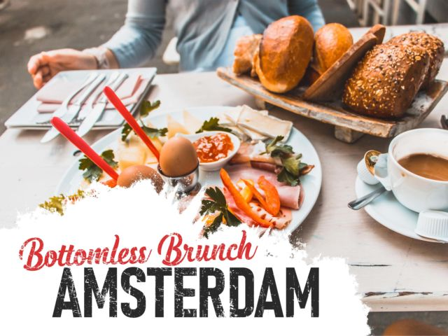 Best Bottomless Brunch in Amsterdam