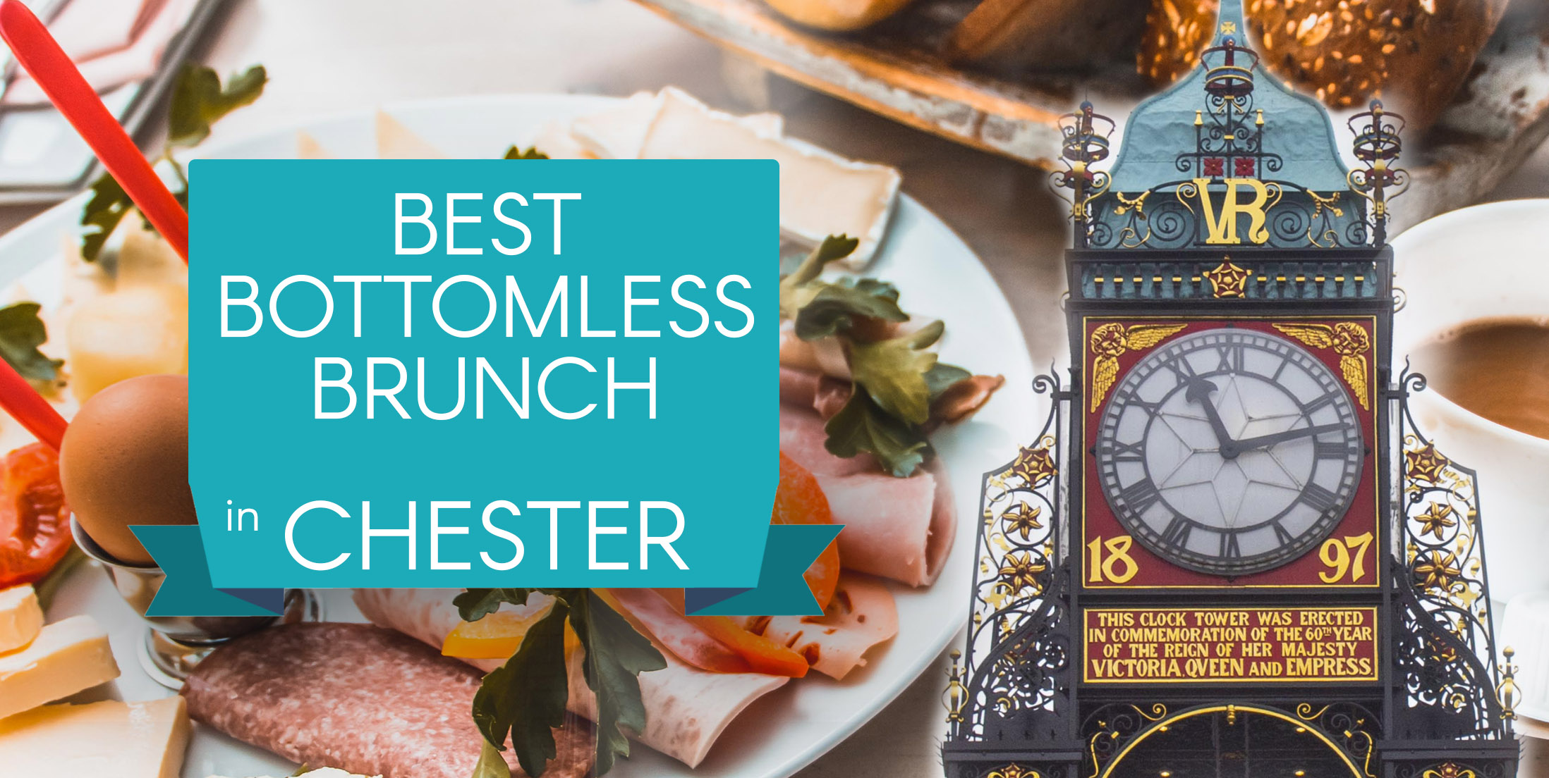 Best Bottomless Brunch in Chester