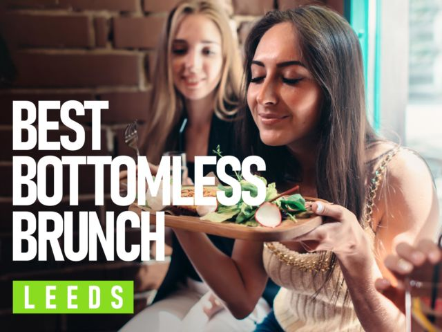 Best Bottomless Brunch in Leeds