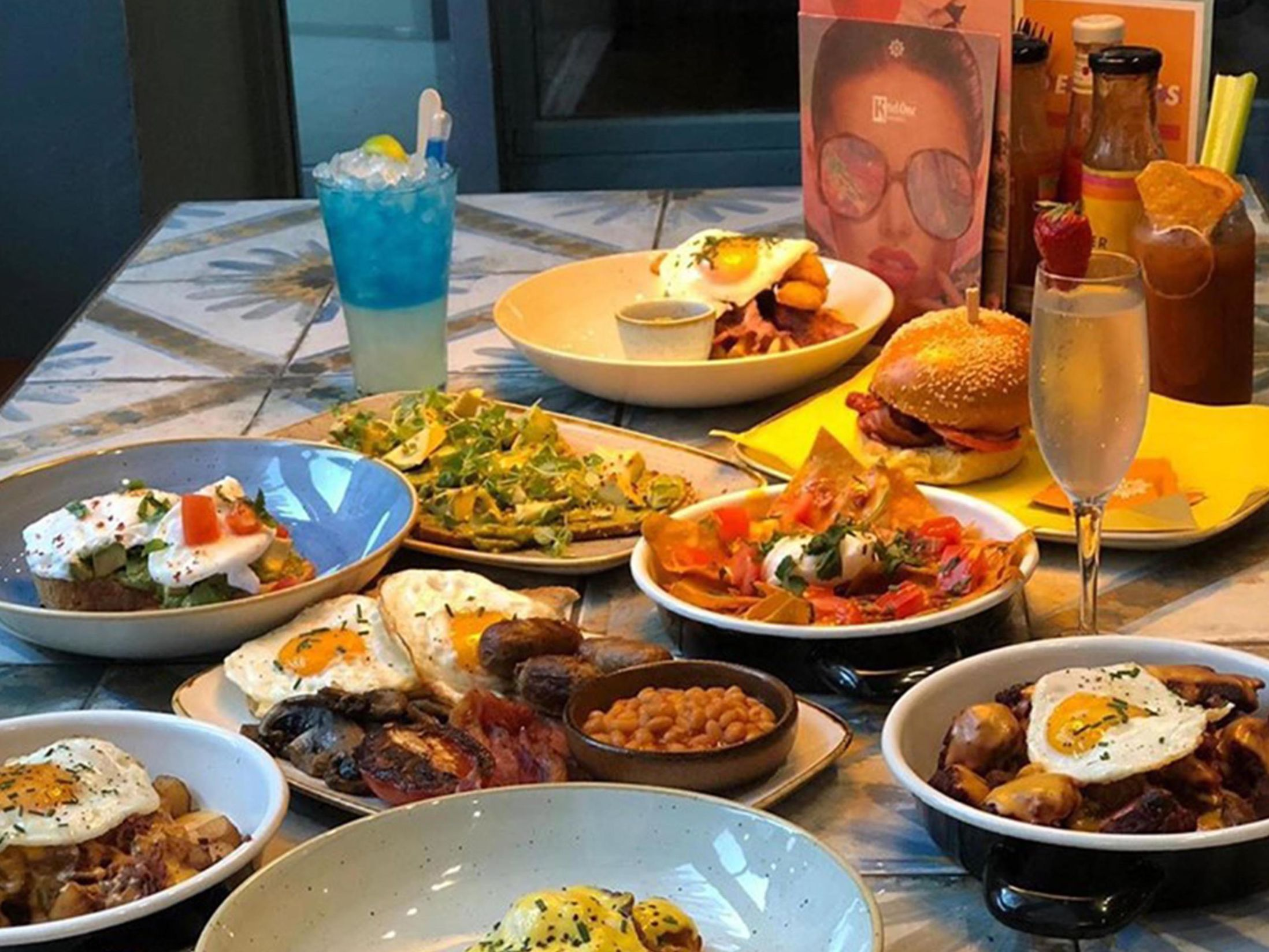 Best Bottomless Brunch in Newcastle - Revolution Newcastle