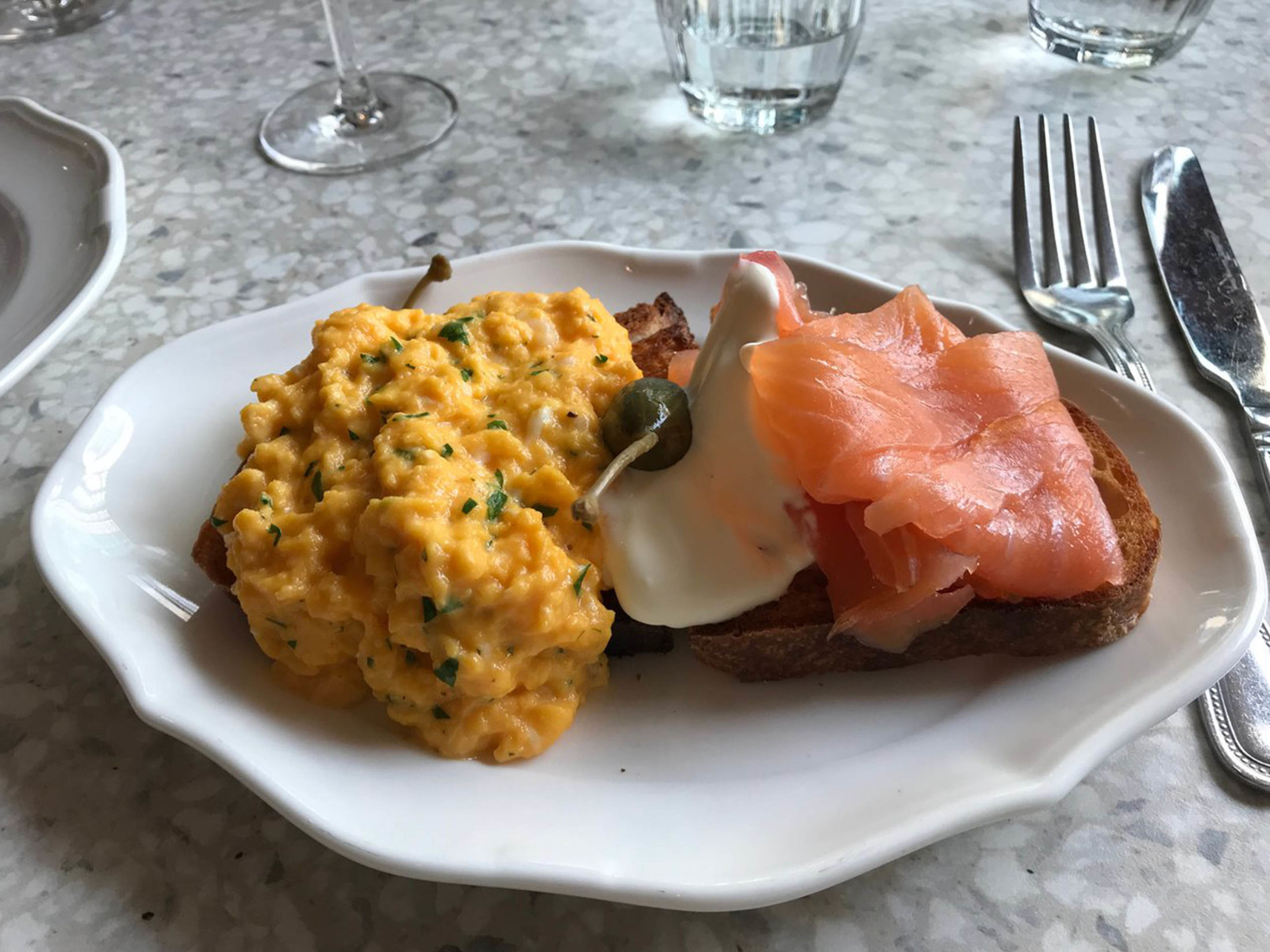 Best Bottomless Brunch in Newcastle - St Vincent