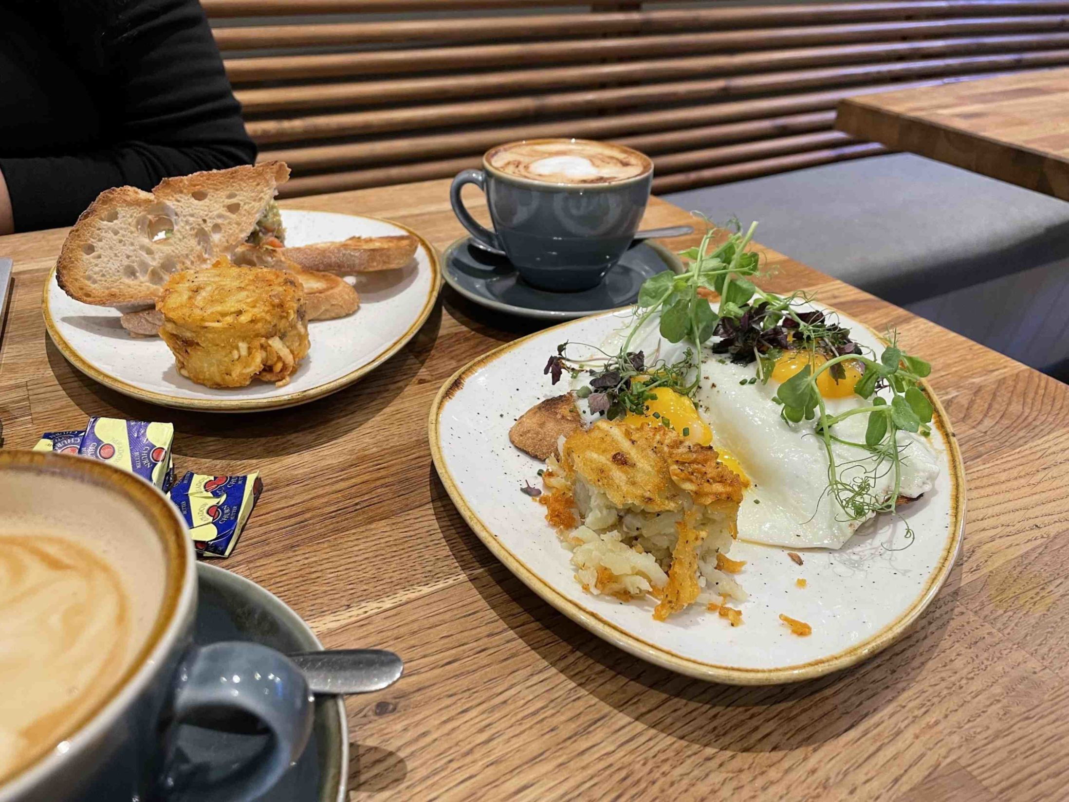 Best Breakfast in Brighton - Moksha Caffe