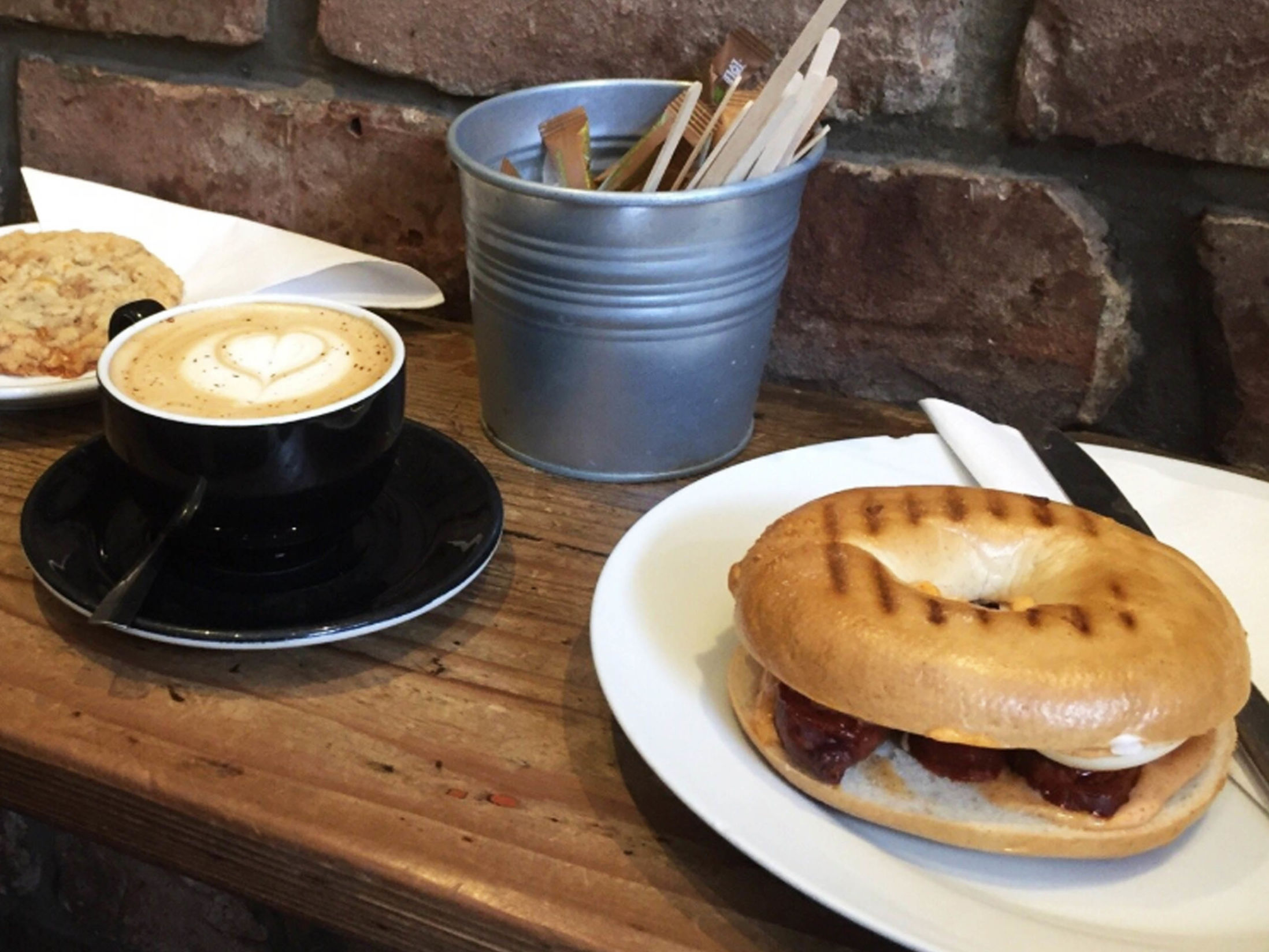 Best Breakfast in Glasgow - Riverhill Coffee Bar