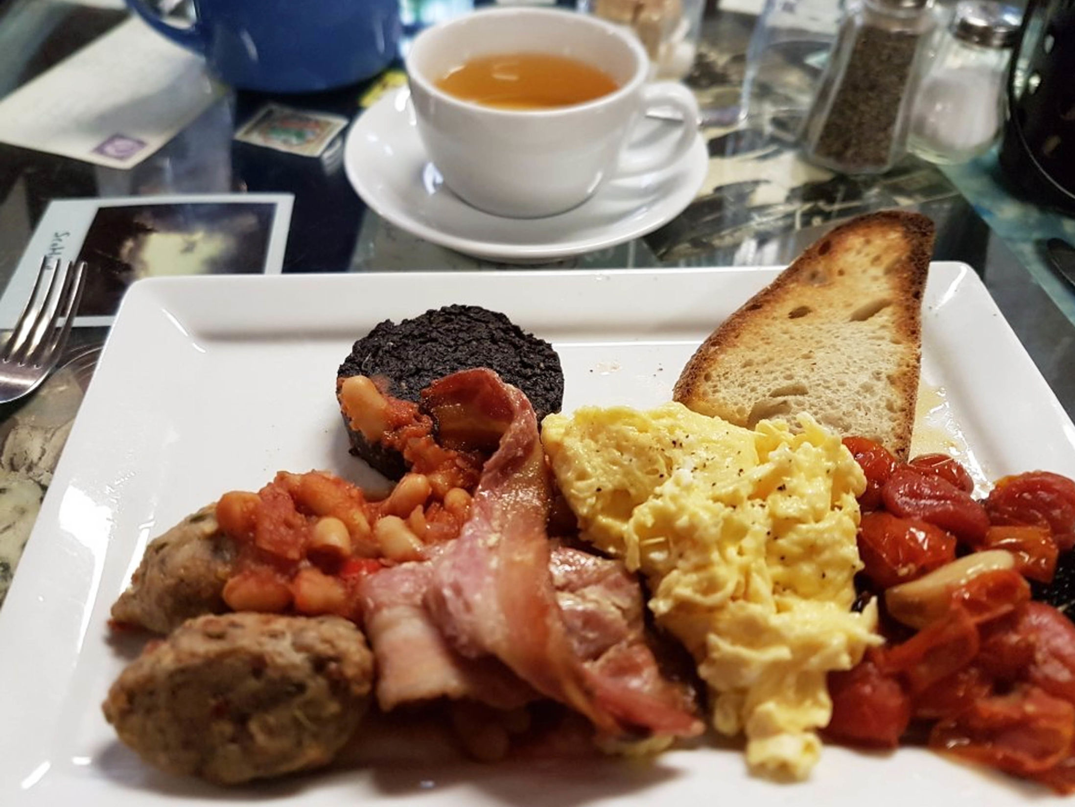 Best Breakfast in Glasgow - Single-end Garnethill