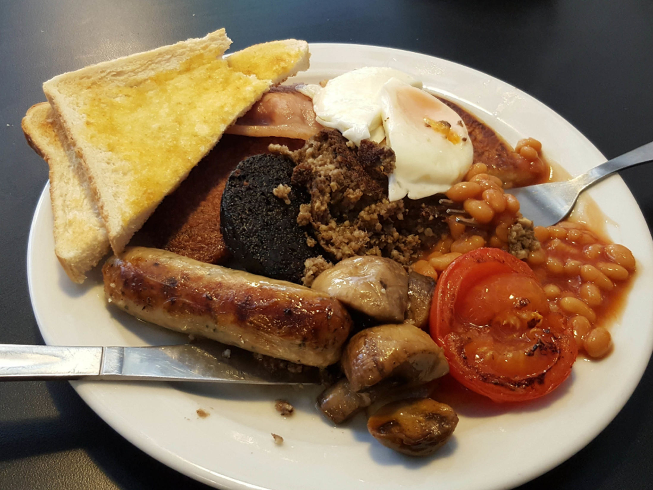 Best Breakfast in Glasgow - Hyndland Cafe