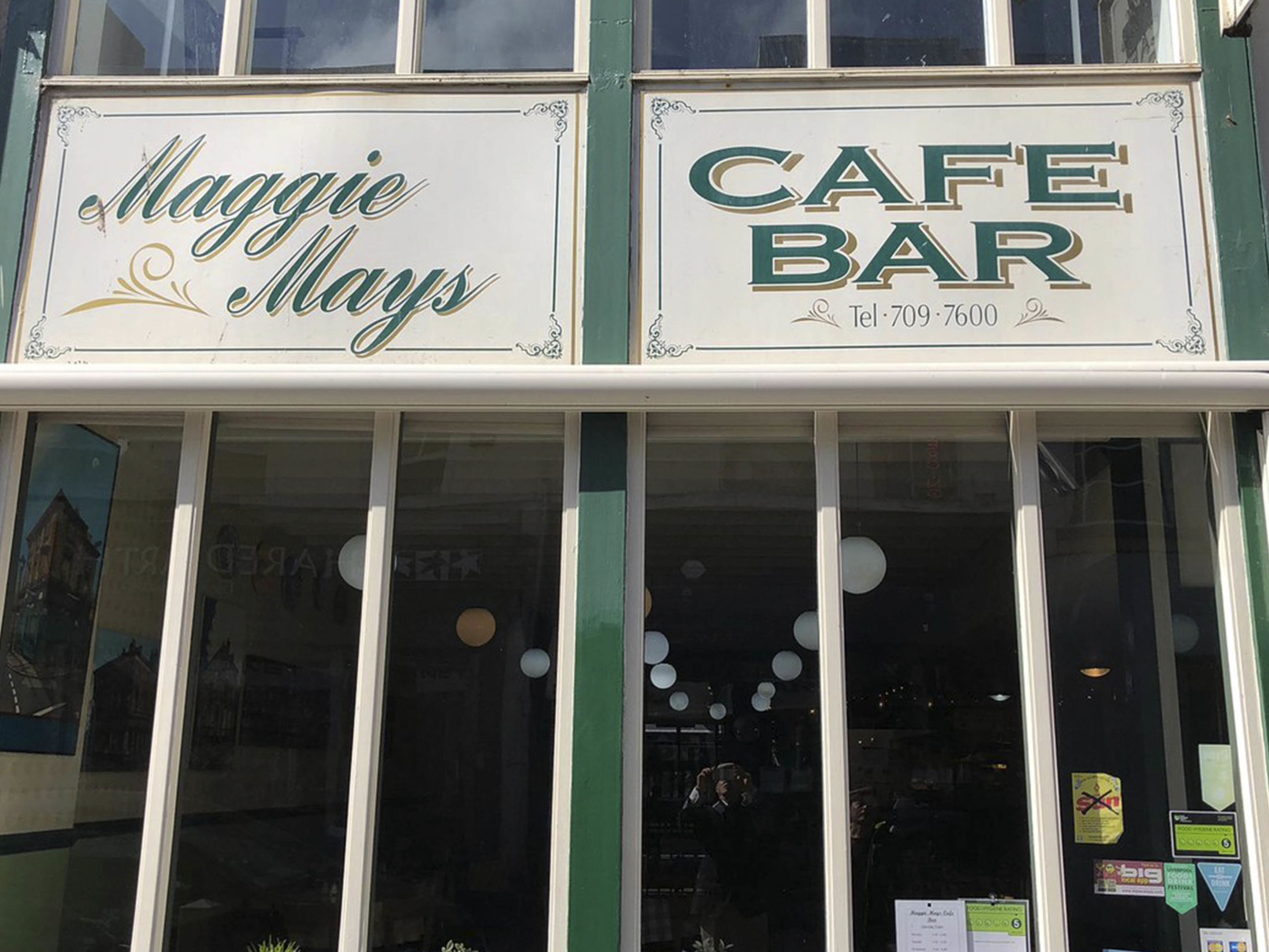 Best Breakfast in Liverpool - Maggie Mays
