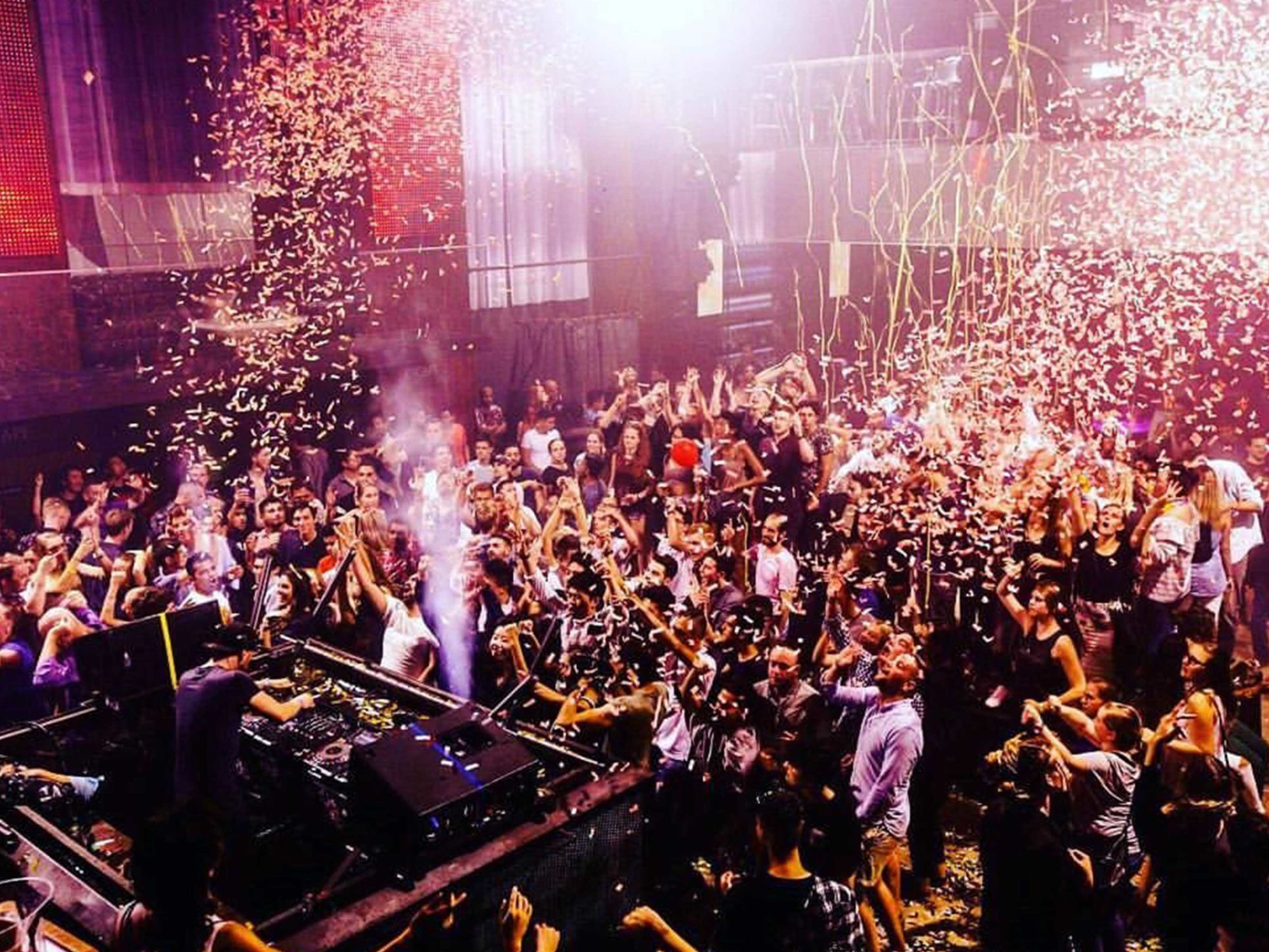 Best Clubs in Amsterdam - Escape