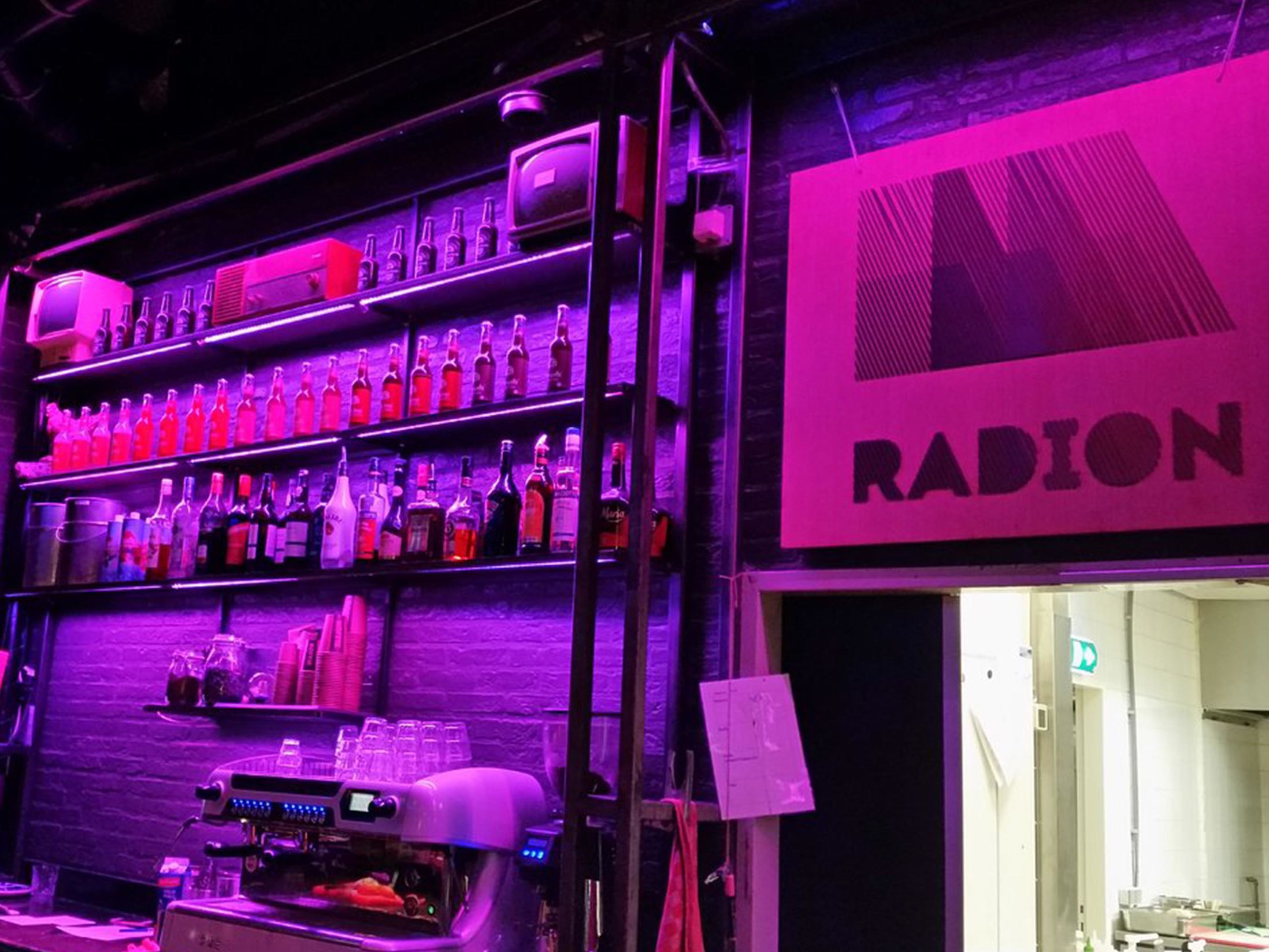 Best Clubs in Amsterdam - RADION